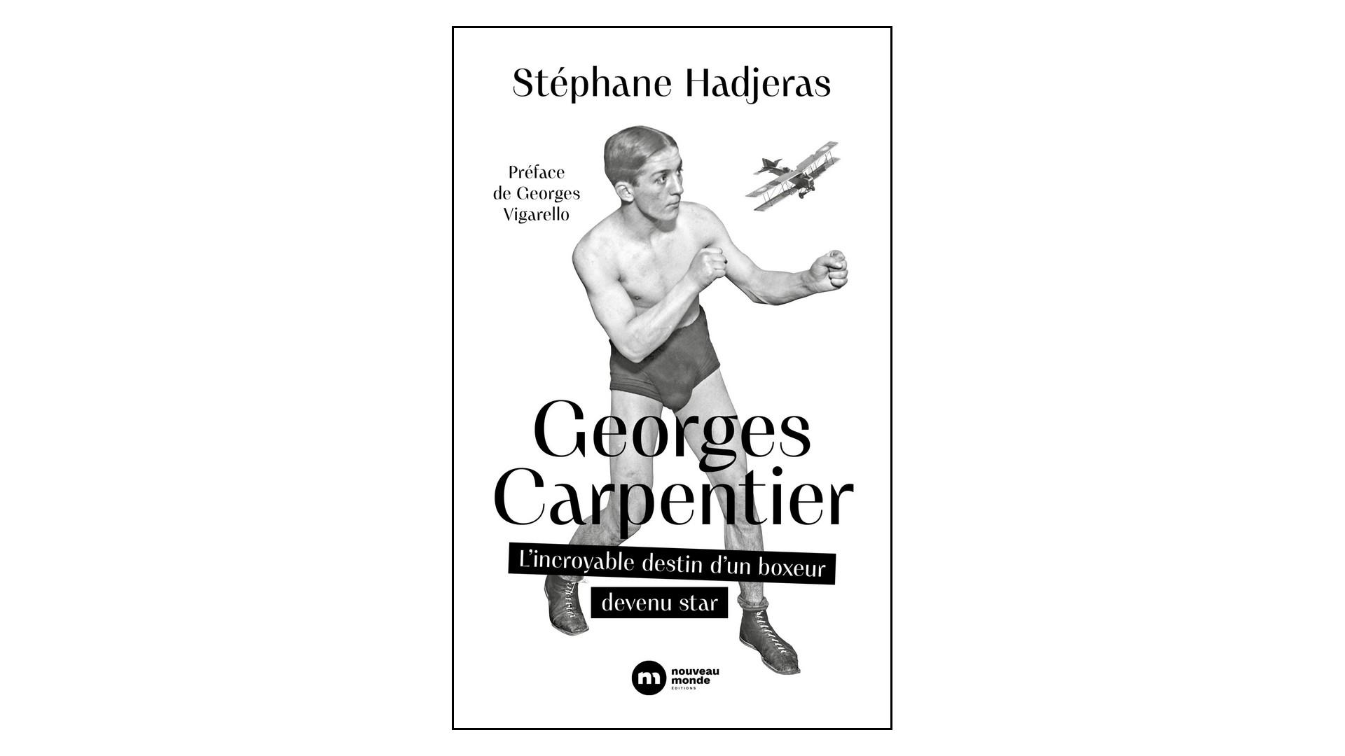 Georges Carpentier – Stéphane Hadjeras (2021)