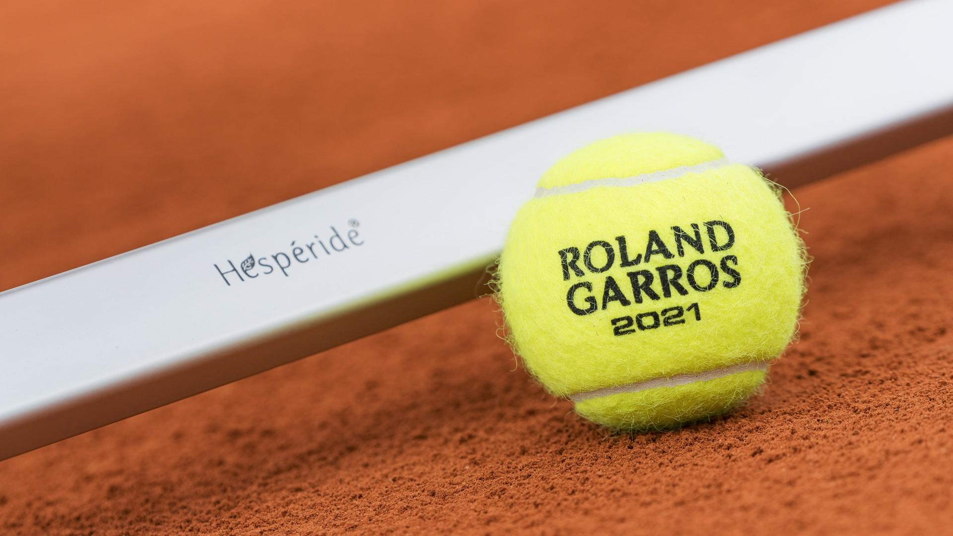 Hesperides (1) x Roland Garros (tennis) 2021