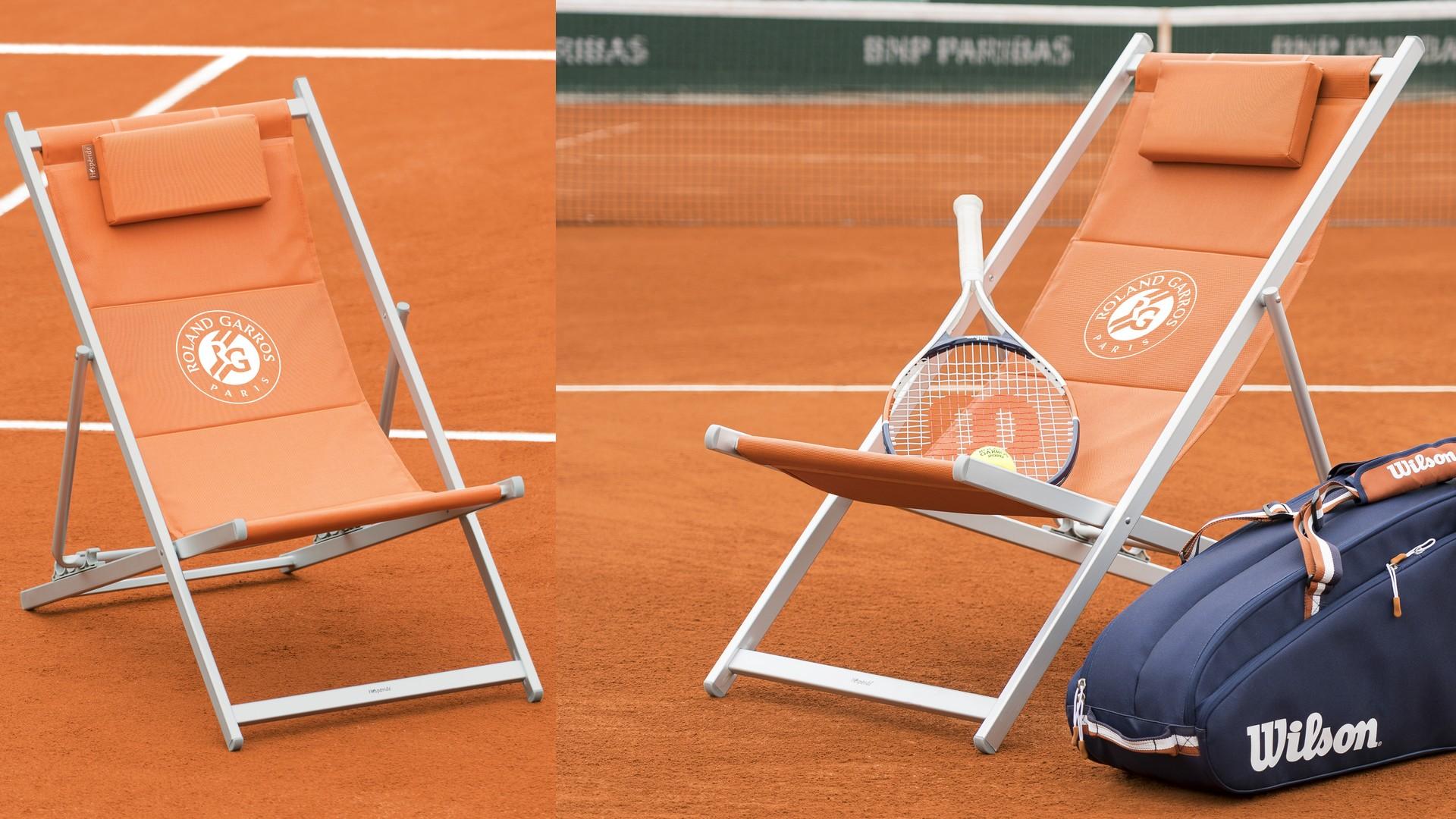 Hesperides (2) x Roland Garros (tennis) 2021