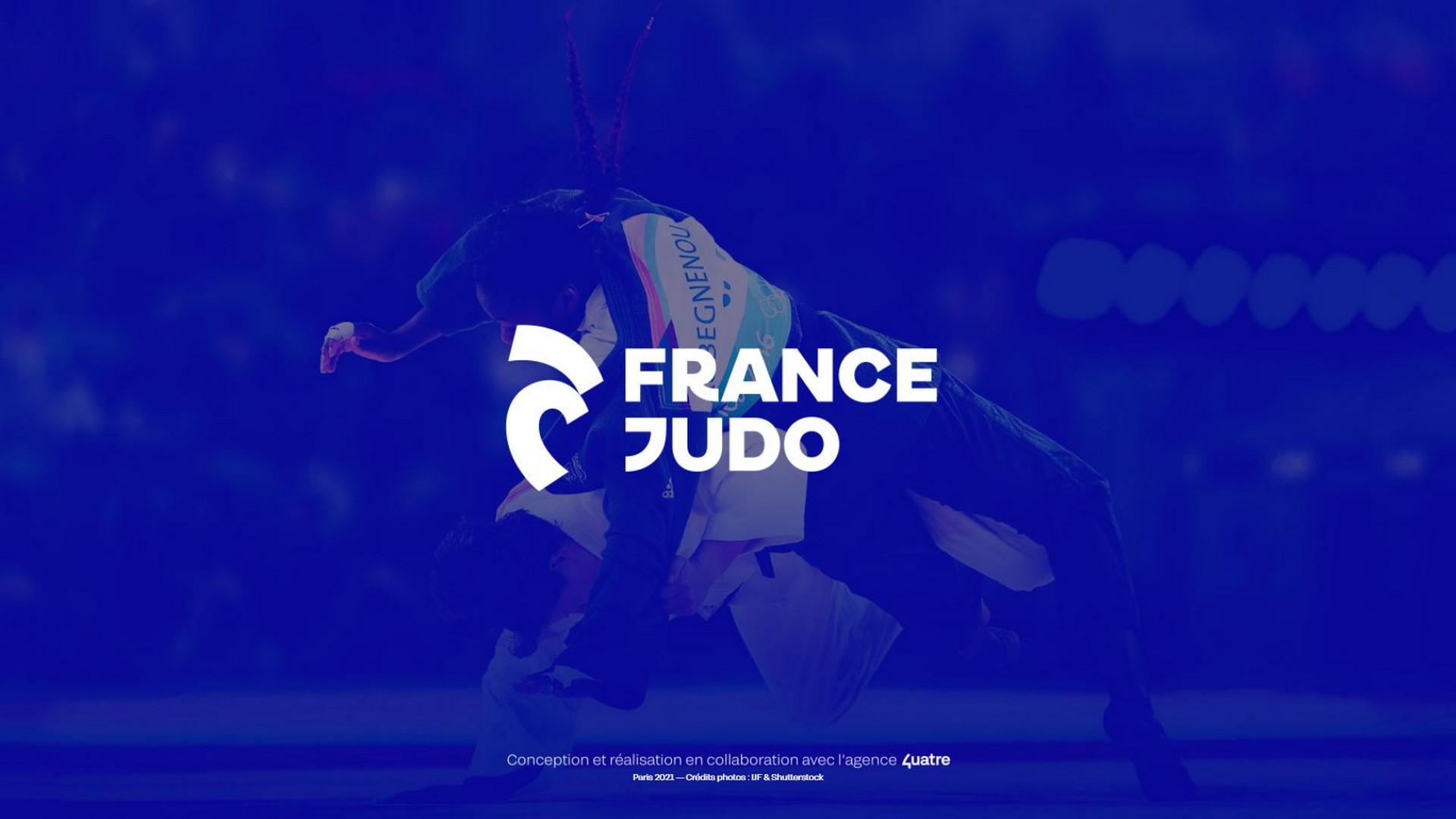 Judo (1) Logo France Judo