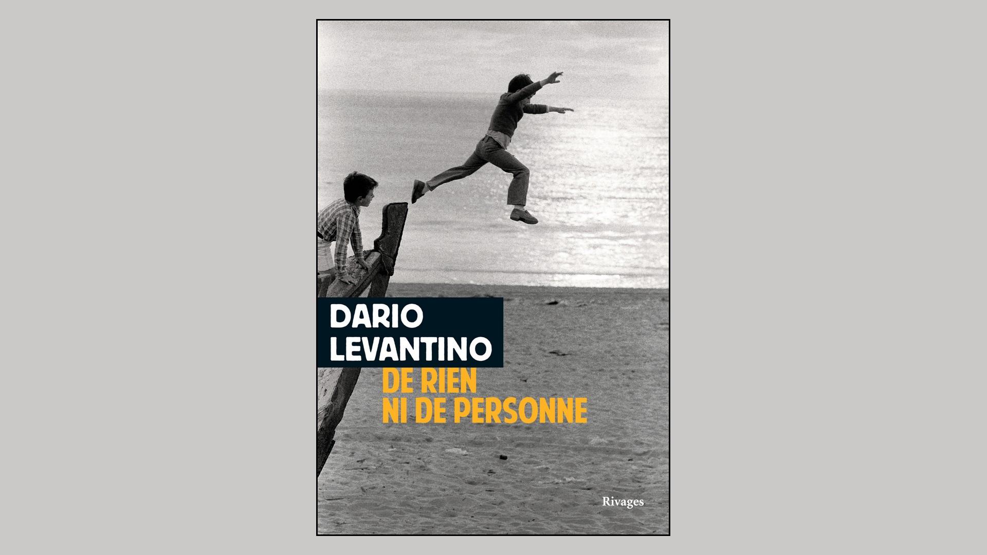 Livres – De rien ni de personne (1) – Dario Levantino