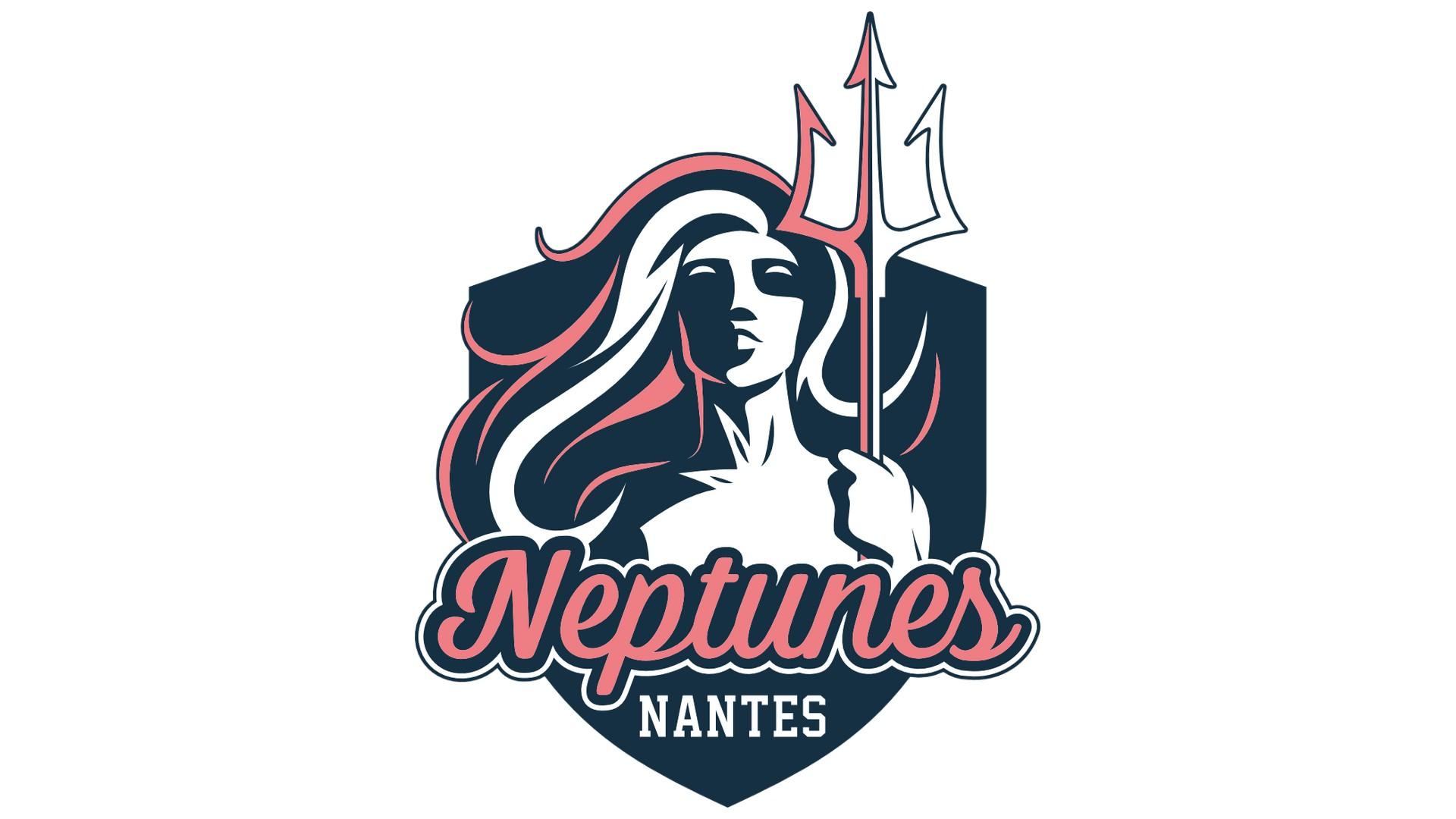 Nantes HB Féminine (2) Logo Neptunes