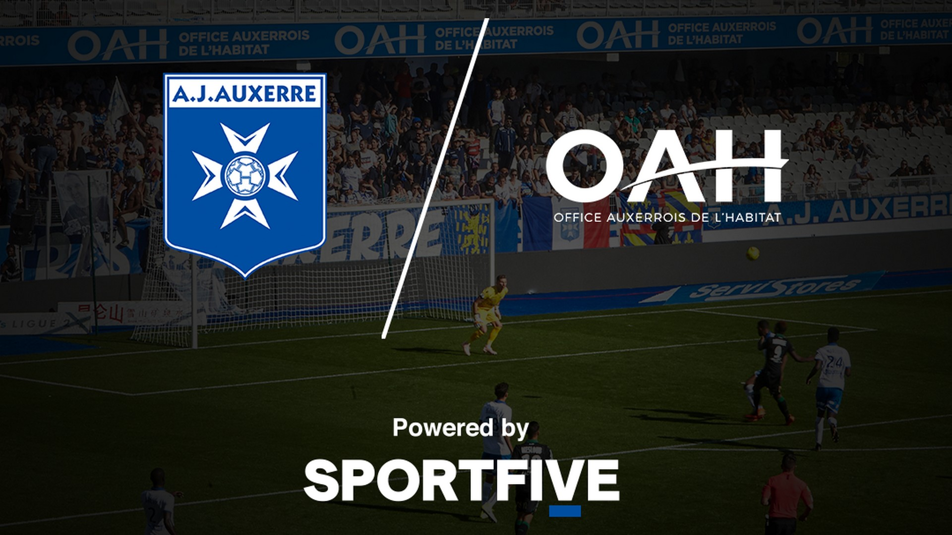 OAH x Auxerre (football) 2021