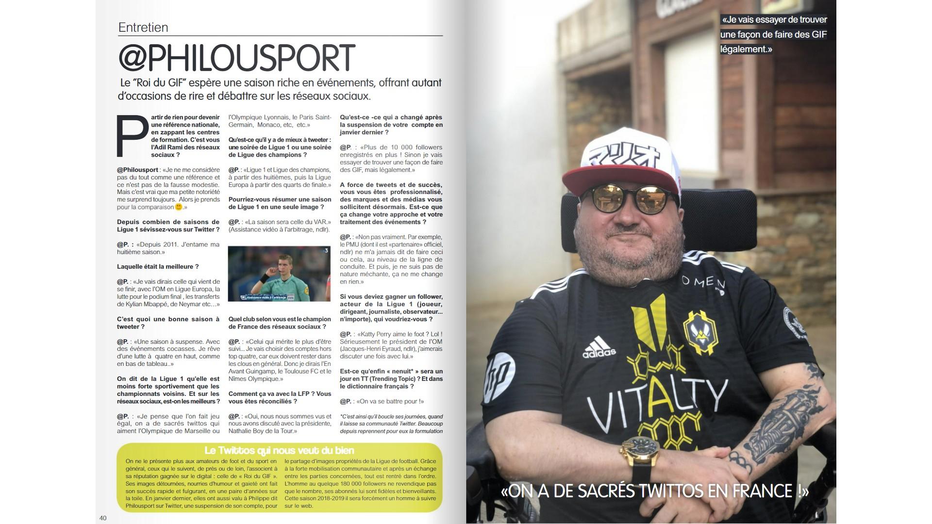 Philousports Guide du sport business