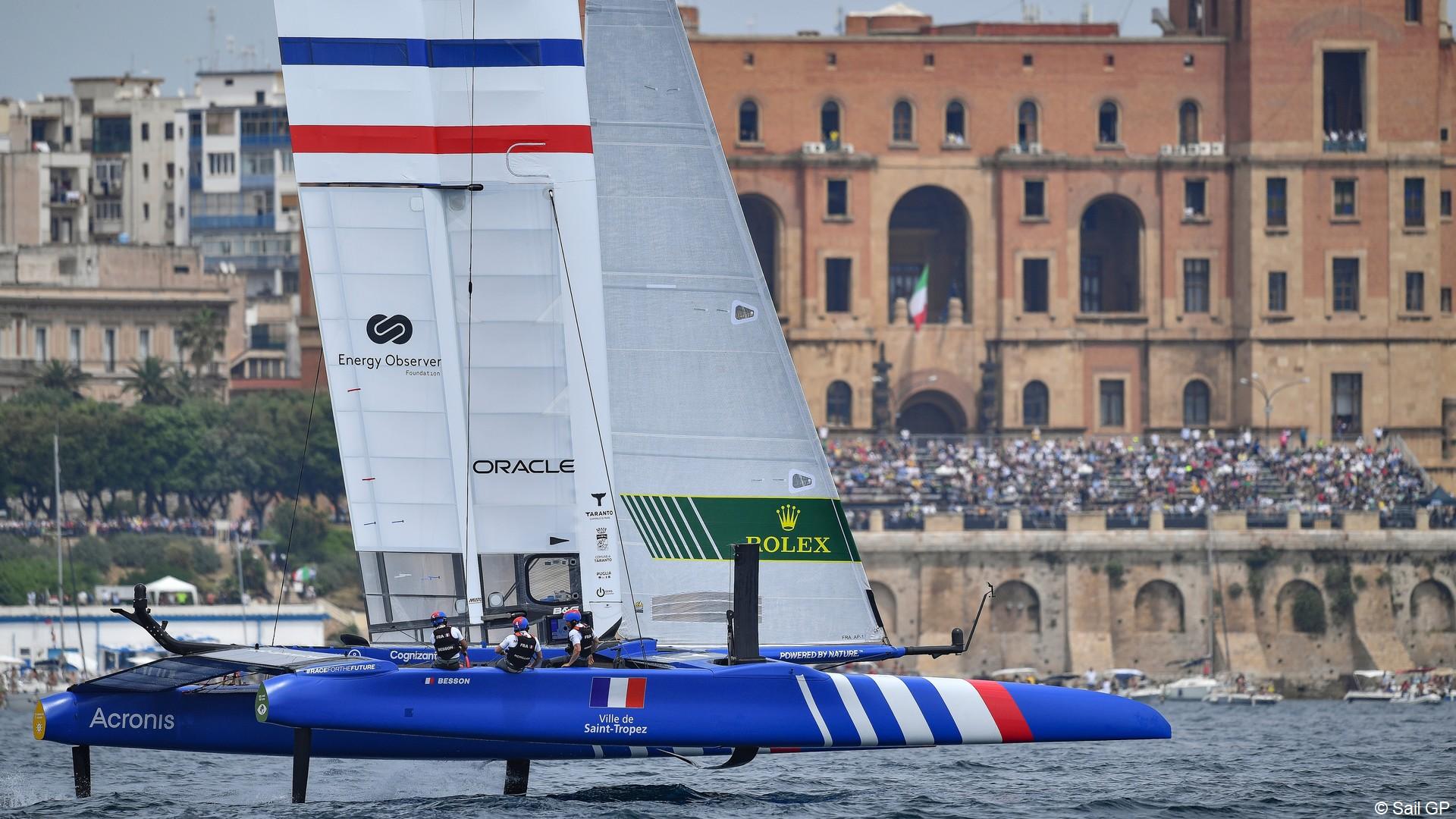 Sail GP (2) Team France