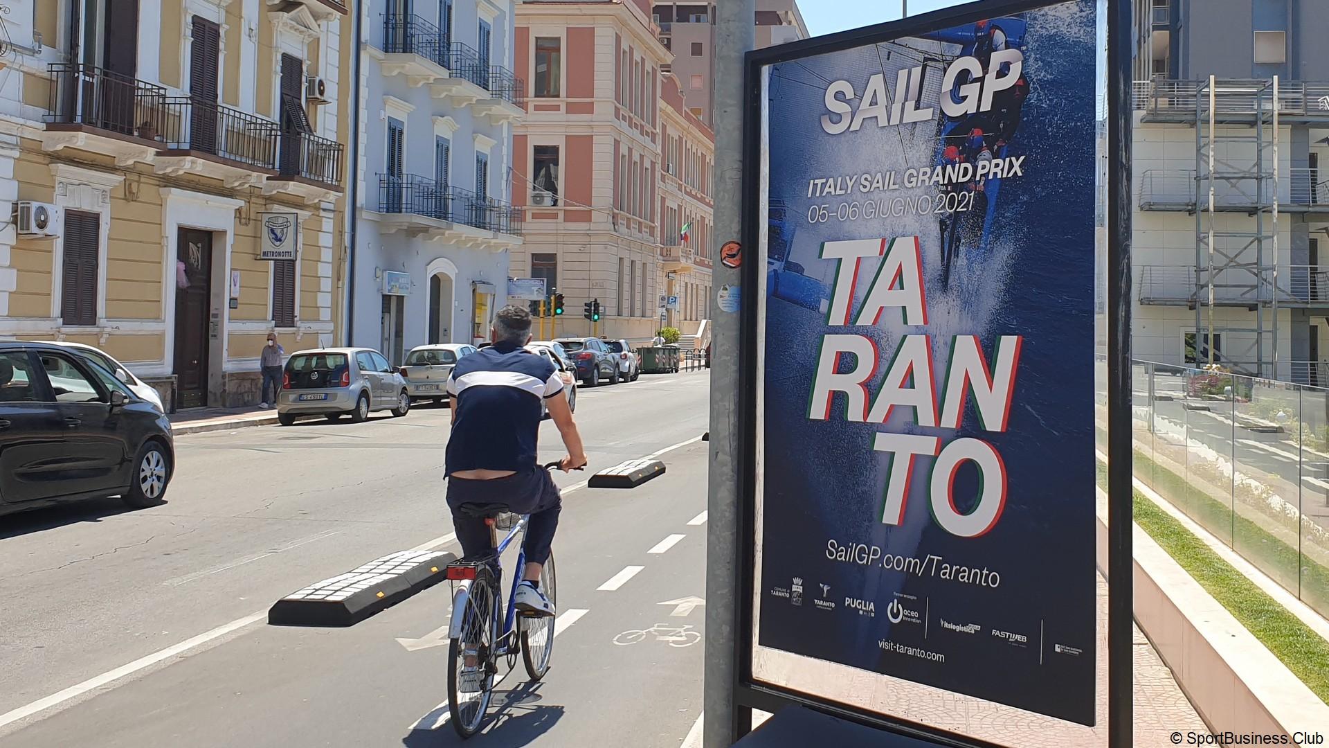 Sail GP Tarente