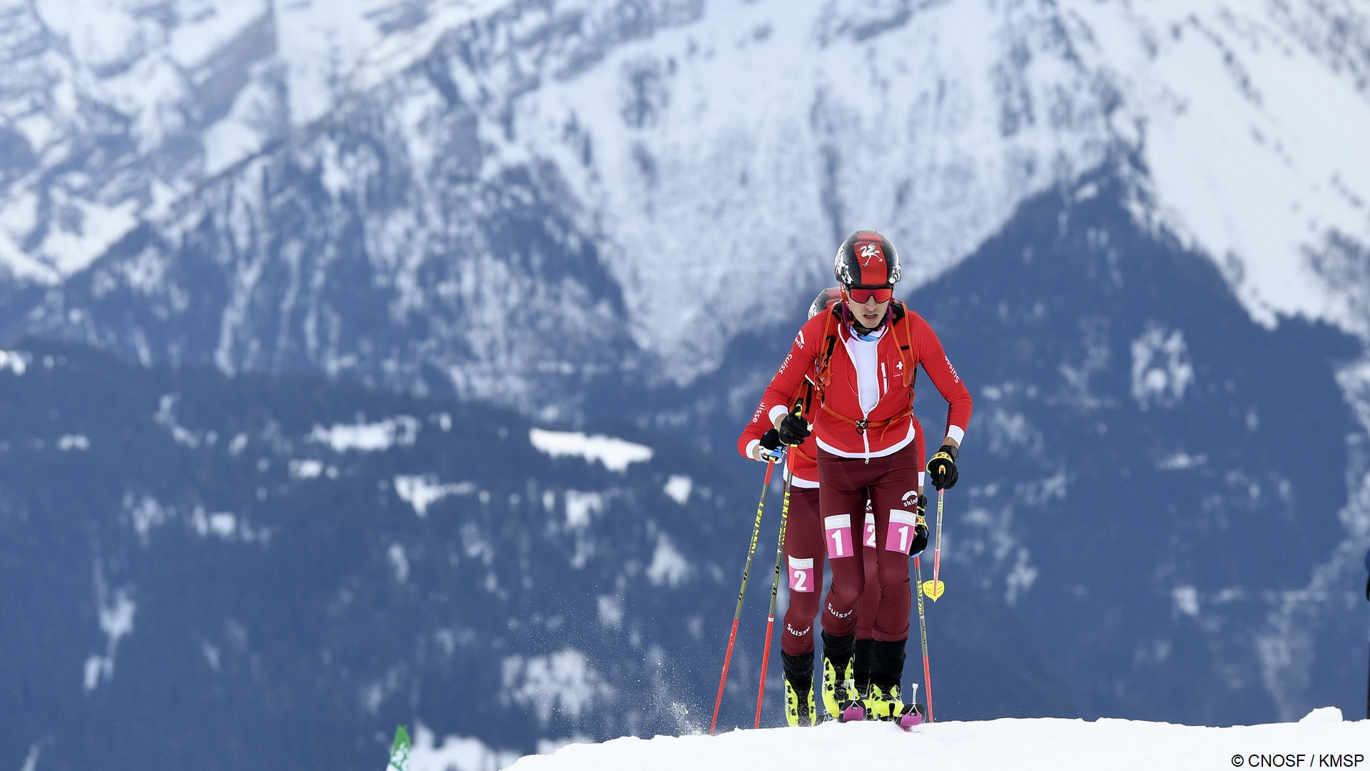 Ski alpinisme (1) Lausanne 2020