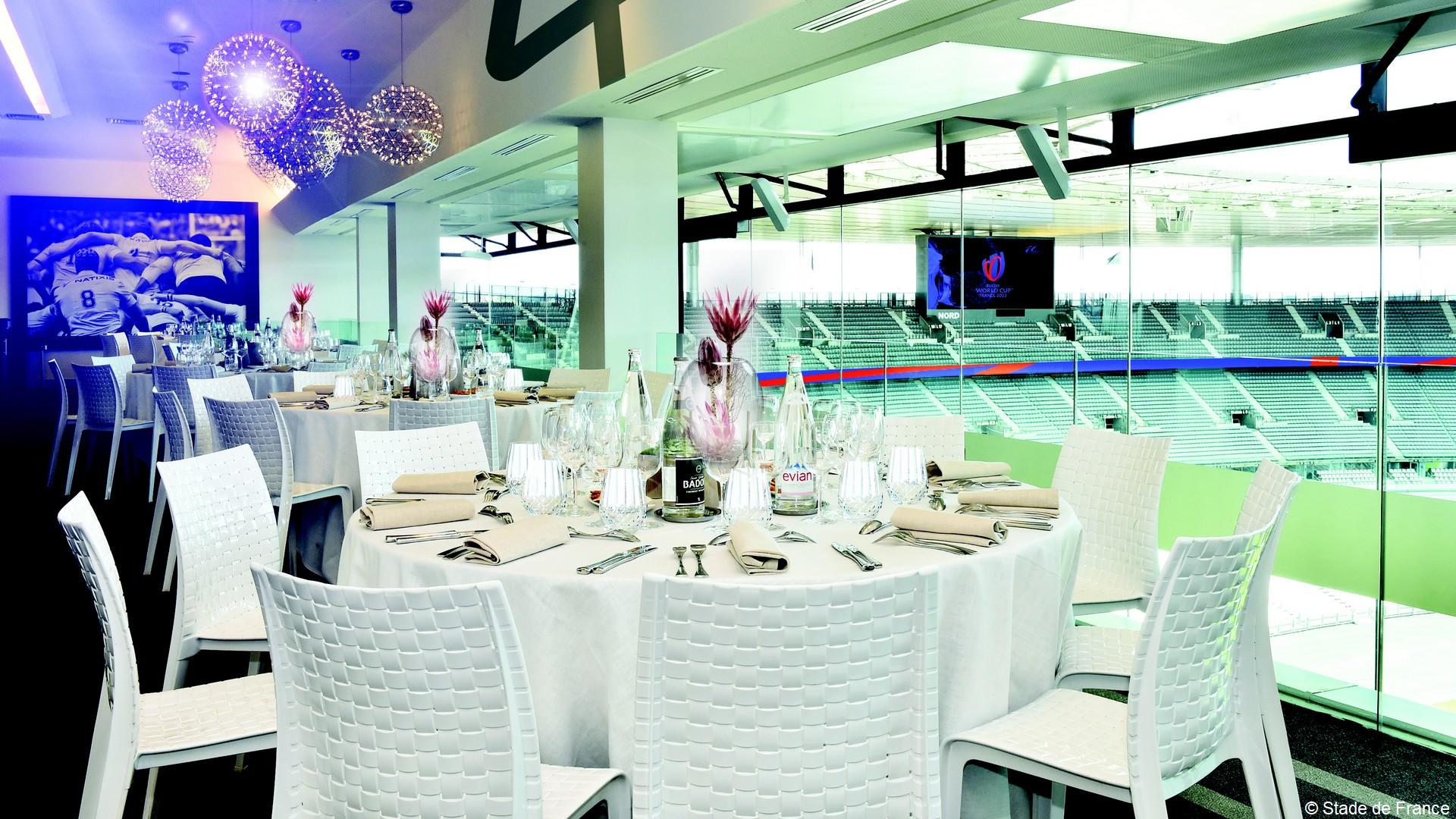 Stade de France (2) Hospitalité France 2023