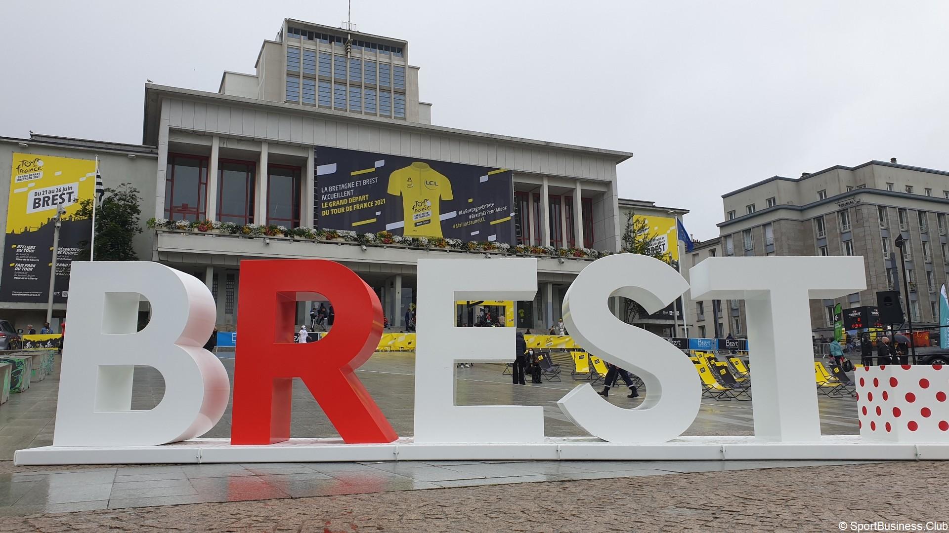 TDF 2021 – Brest départ (1)