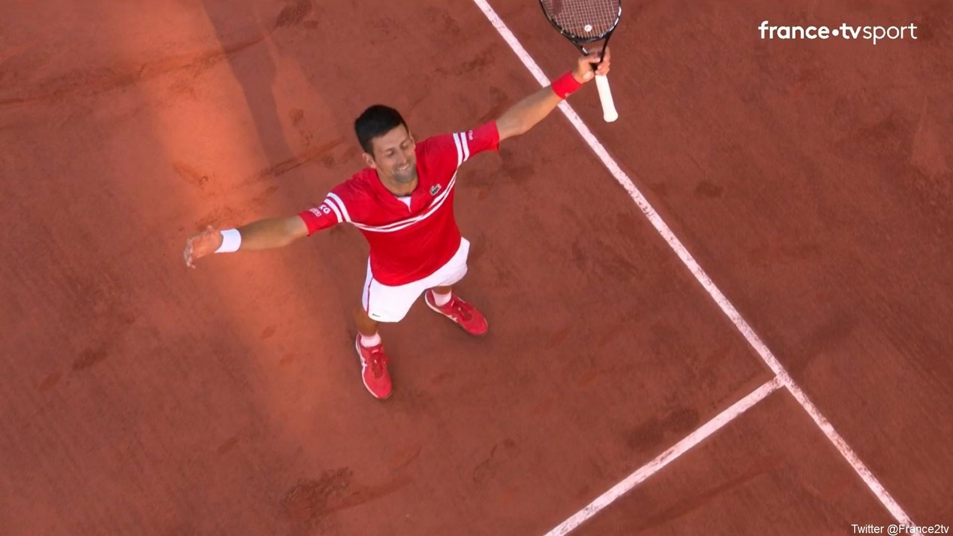 Tennis – Roland-Garos – France 2
