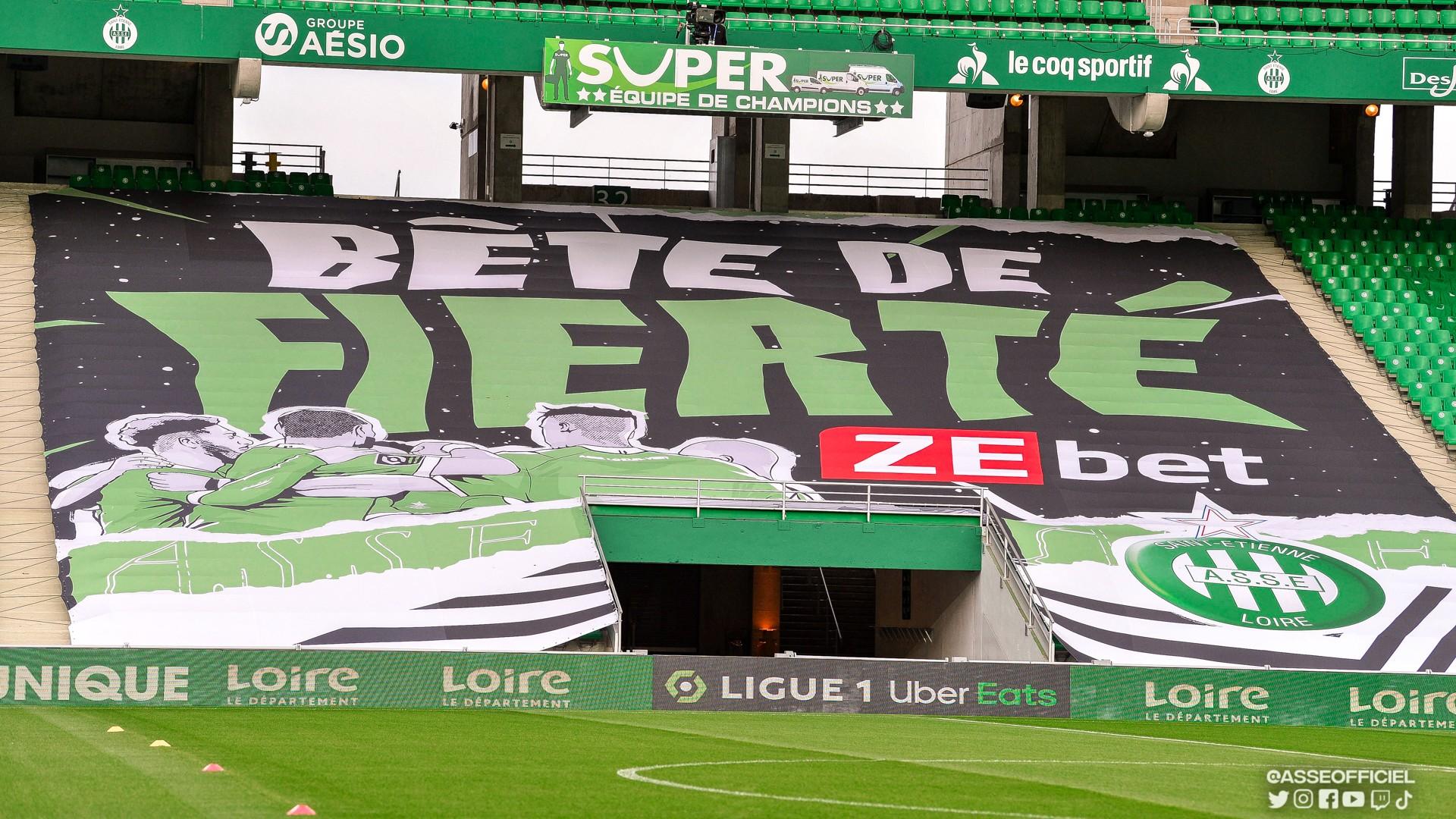 Zebet x ASSE (football) 2021
