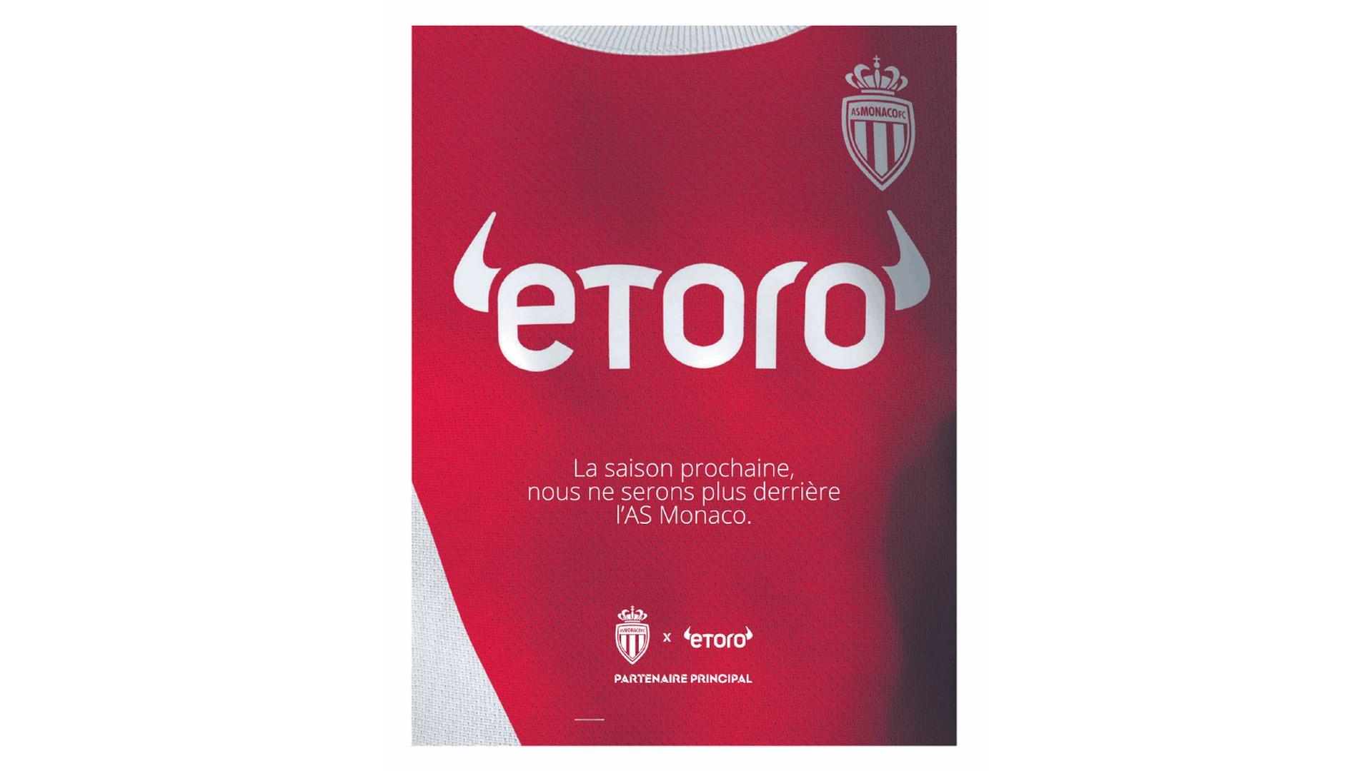 eToro x AS Monaco (football) 2021 (2) Pub l'Equipe