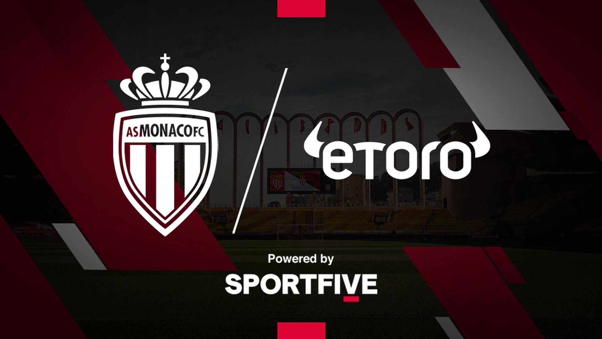 eToro x AS Monaco (football) 2021