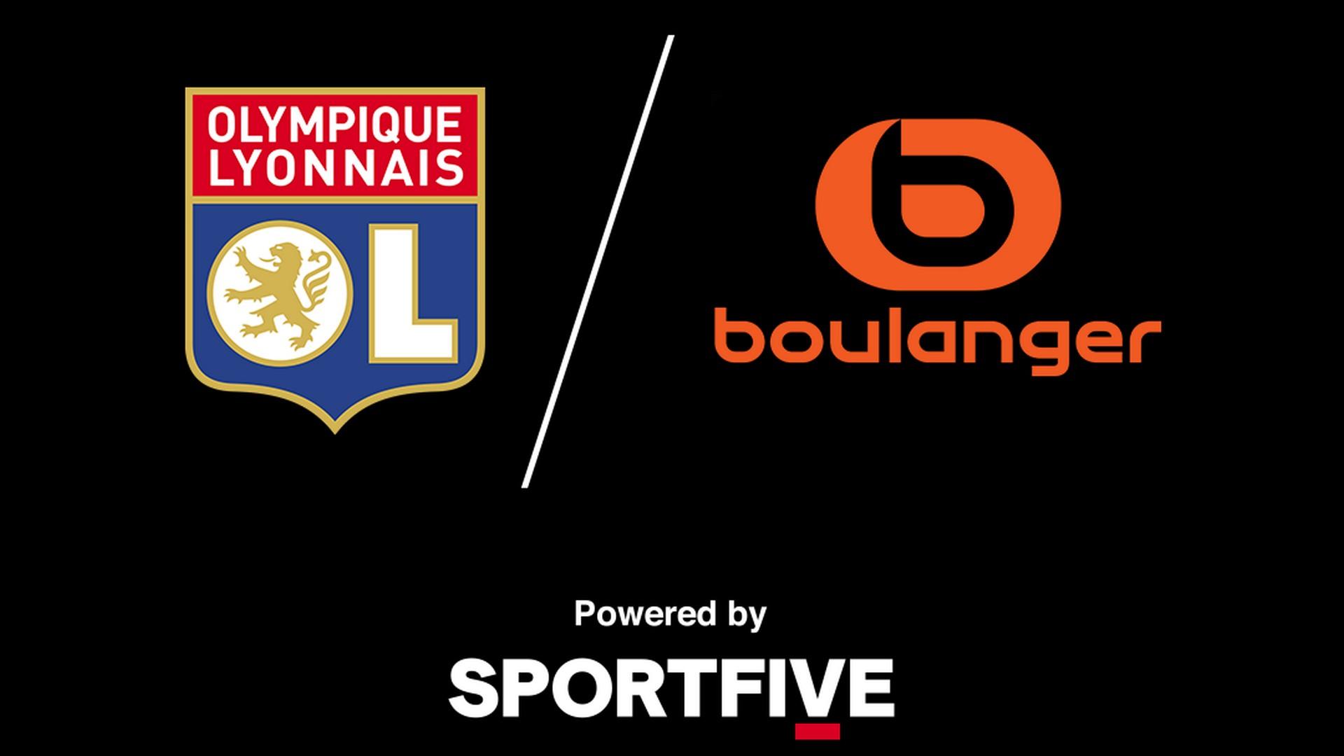 Boulanger x Olympique lyonnais OL (football) 2021
