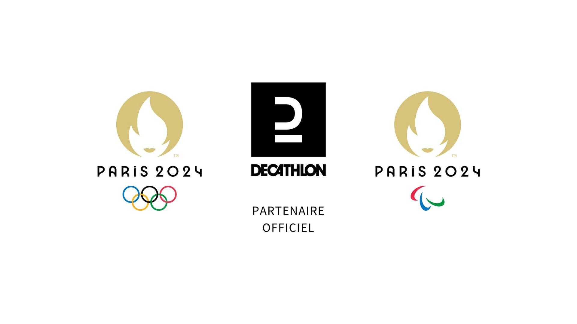 Decathlon x Paris 2024 (Jeux olympiques) 2021