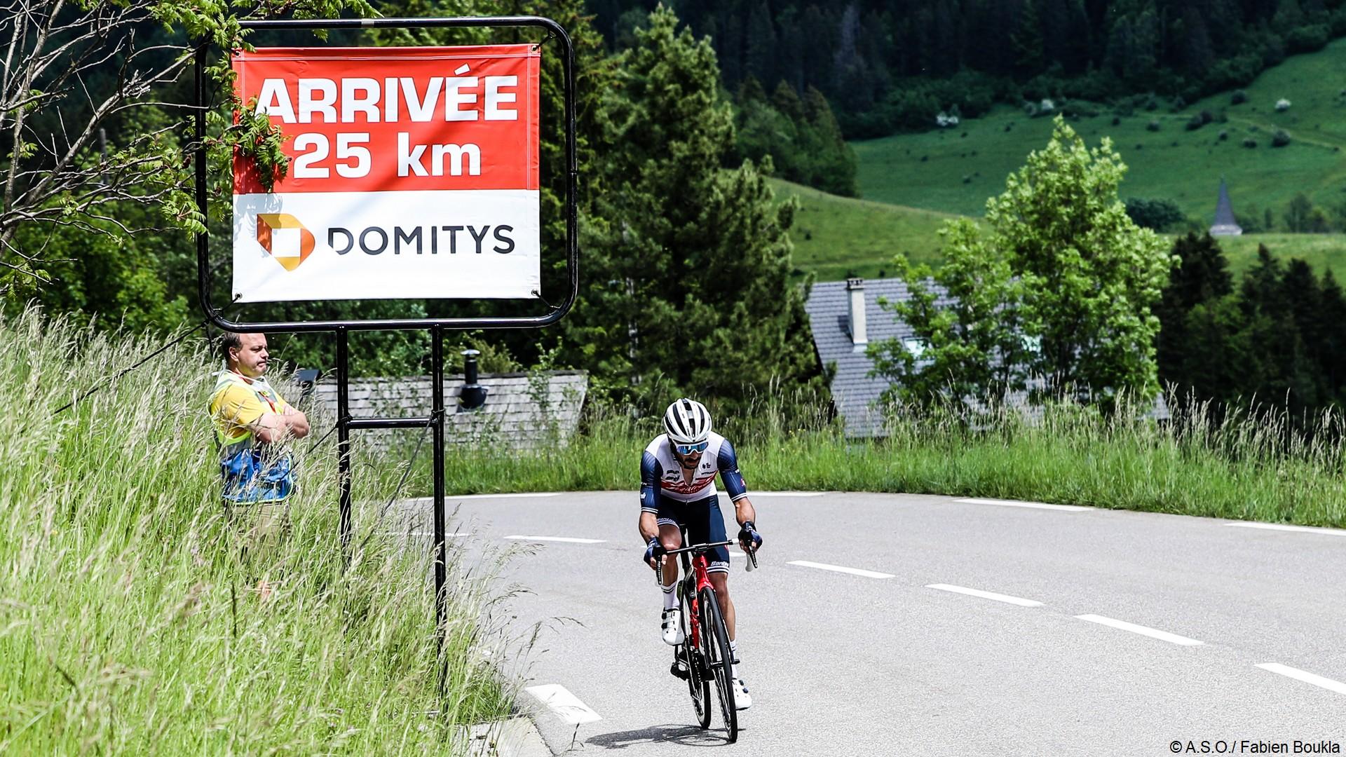 Domitys x Dauphiné (cyclisme) 2021 (c) ASO