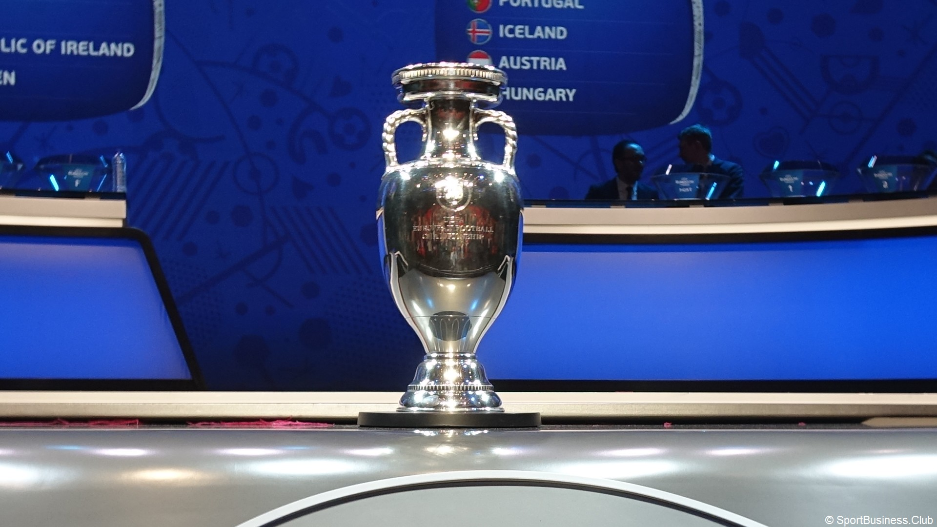 Football Coupe Delaunay Euro