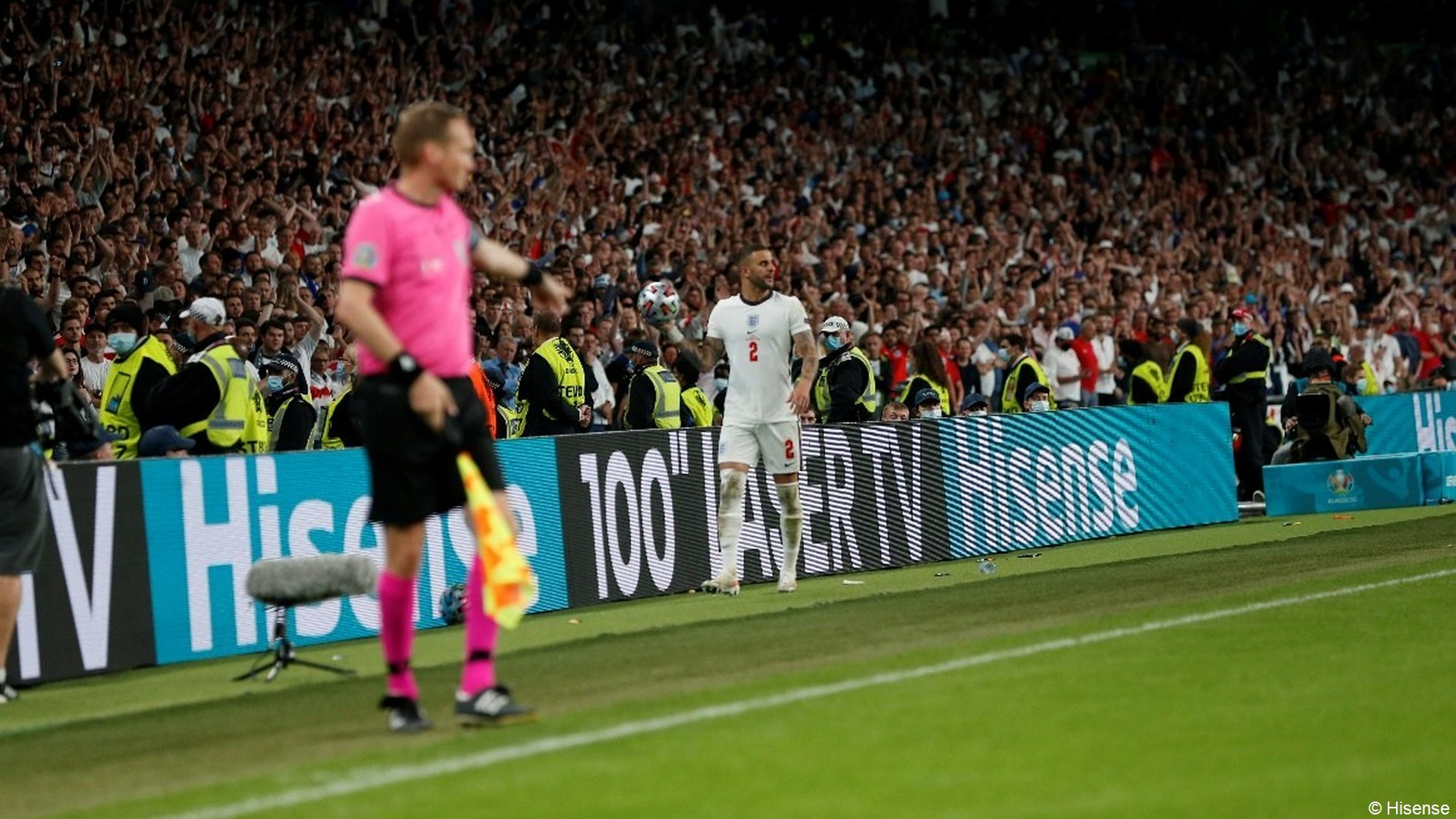 Hisense x Euro 2020 (football) 2021