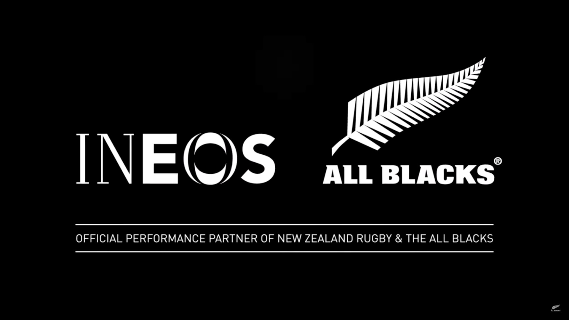 Ineos x All Blacks (rugby) 2021