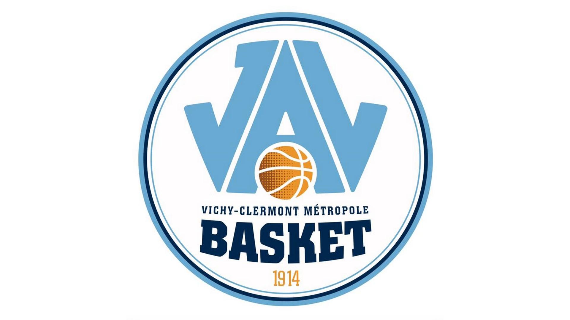 JAV Vichy Clermont Basket (1) Logo