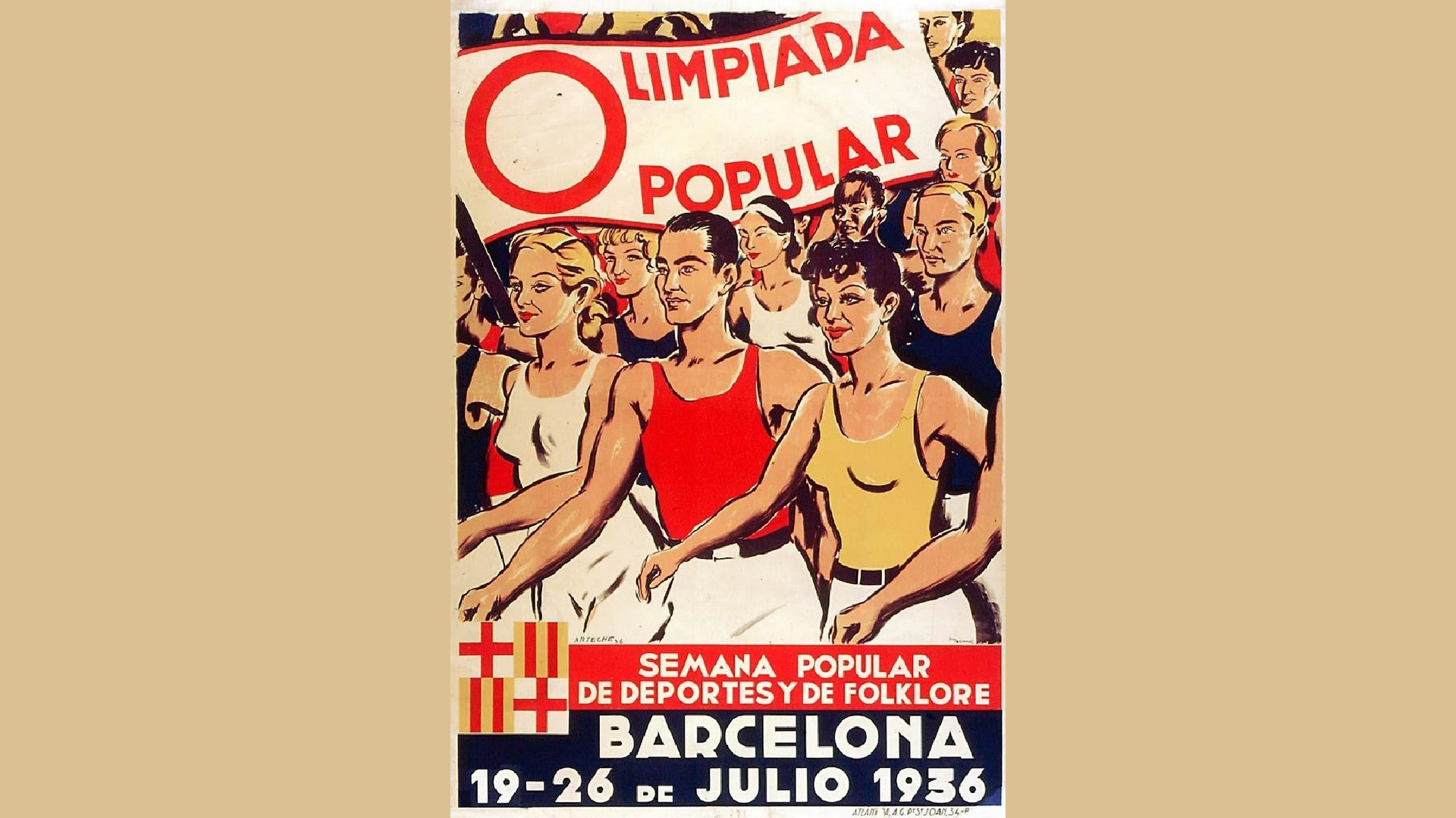 Jeux populaires de Barcelone 1936