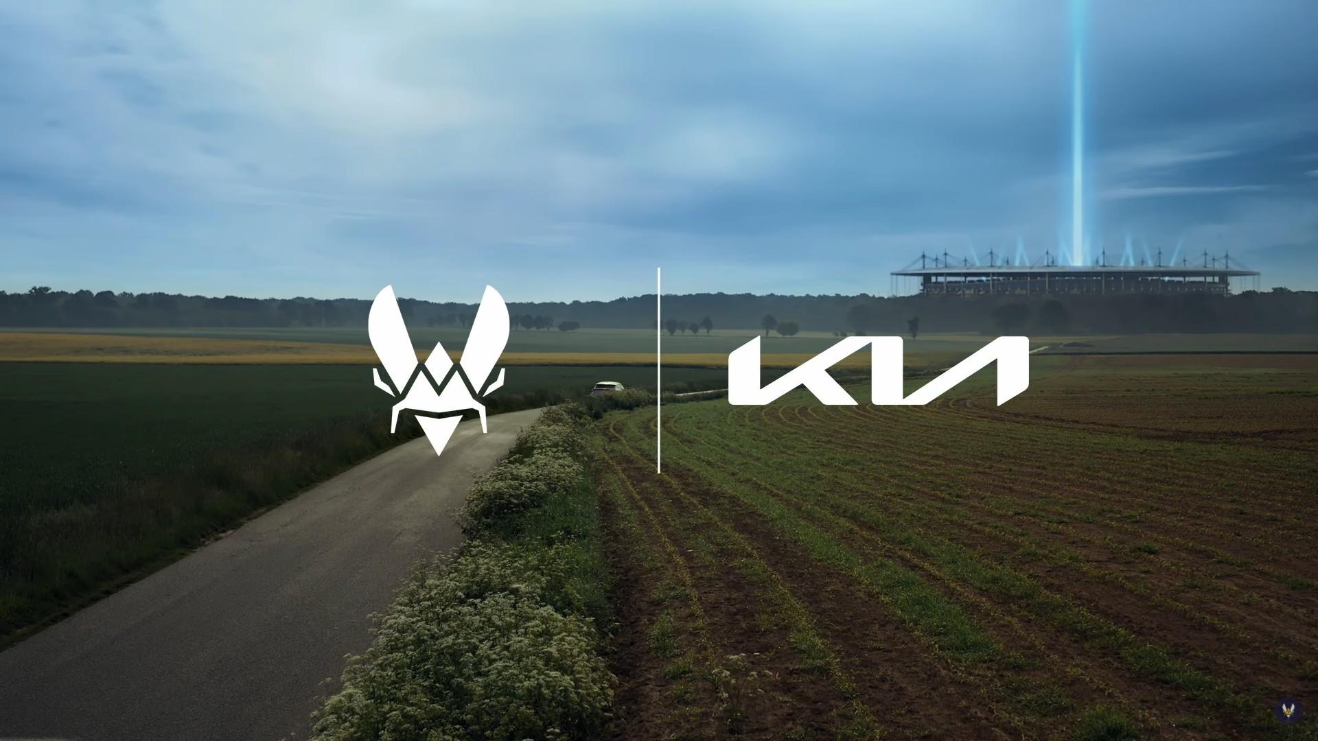 Kia x Team Vitality (esport) 2021