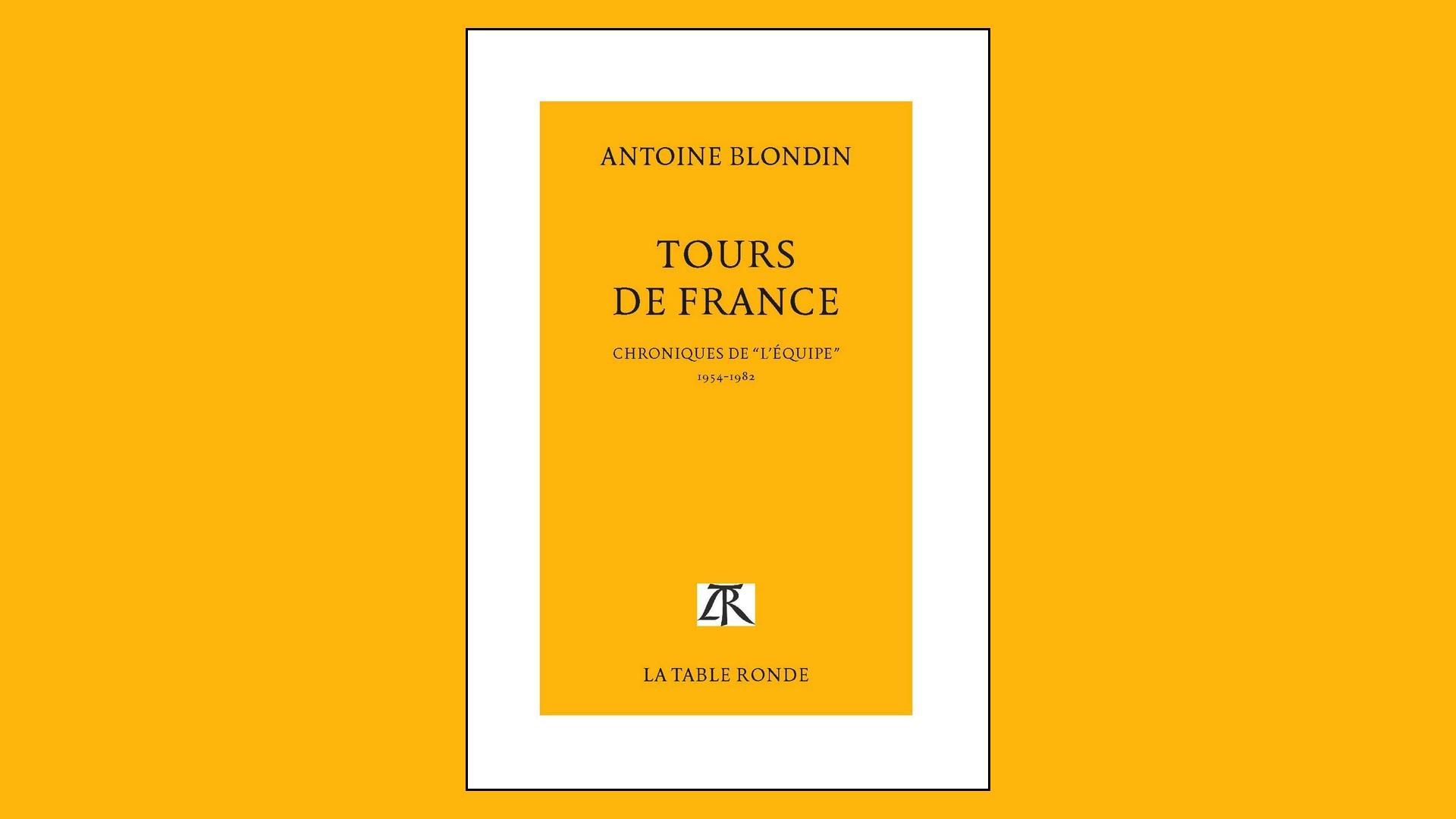 Livres – Tours de France – Antoine Blondin (2001)