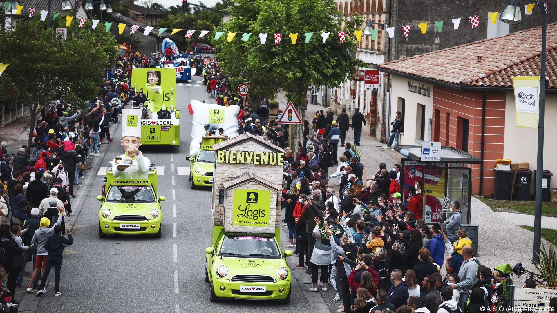 Logis x Tour de France (cyclisme) 2021