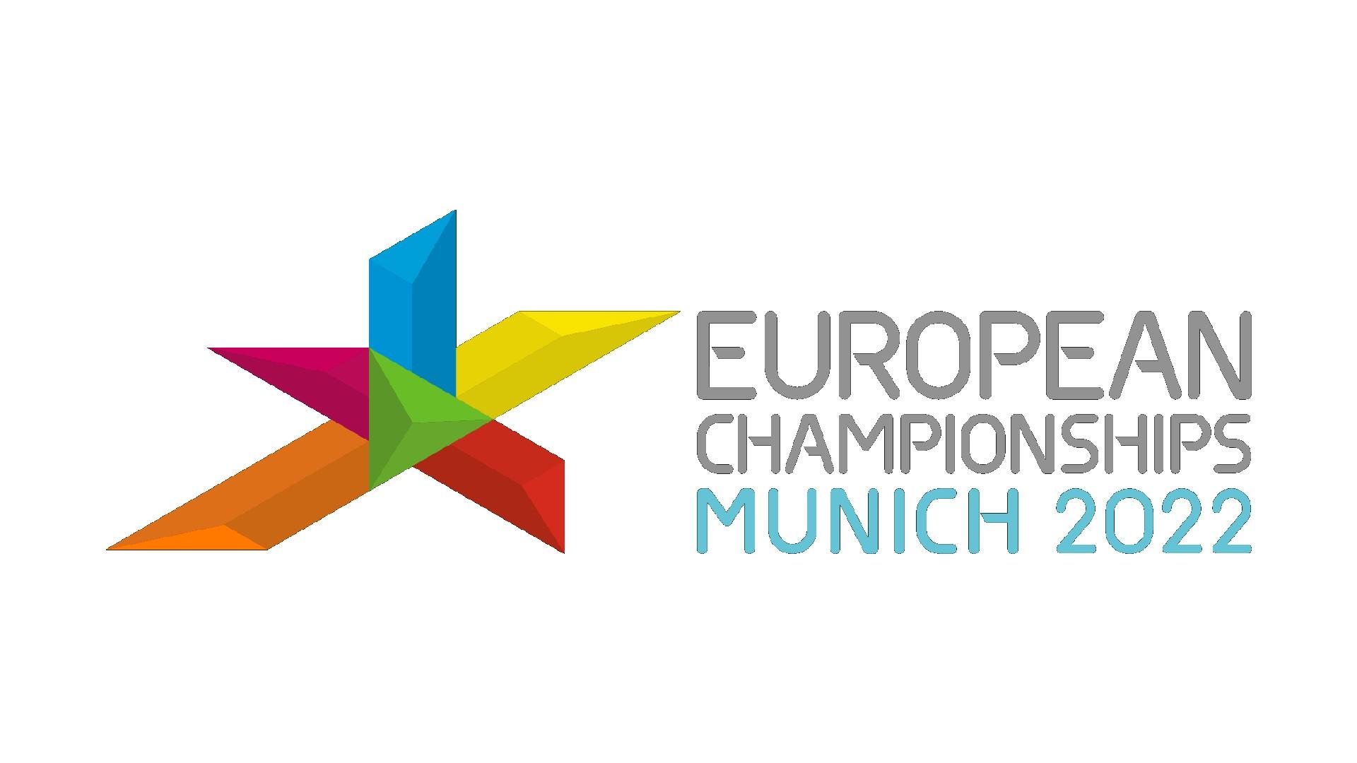 Munich 2022 (1) Championnats d'Europe