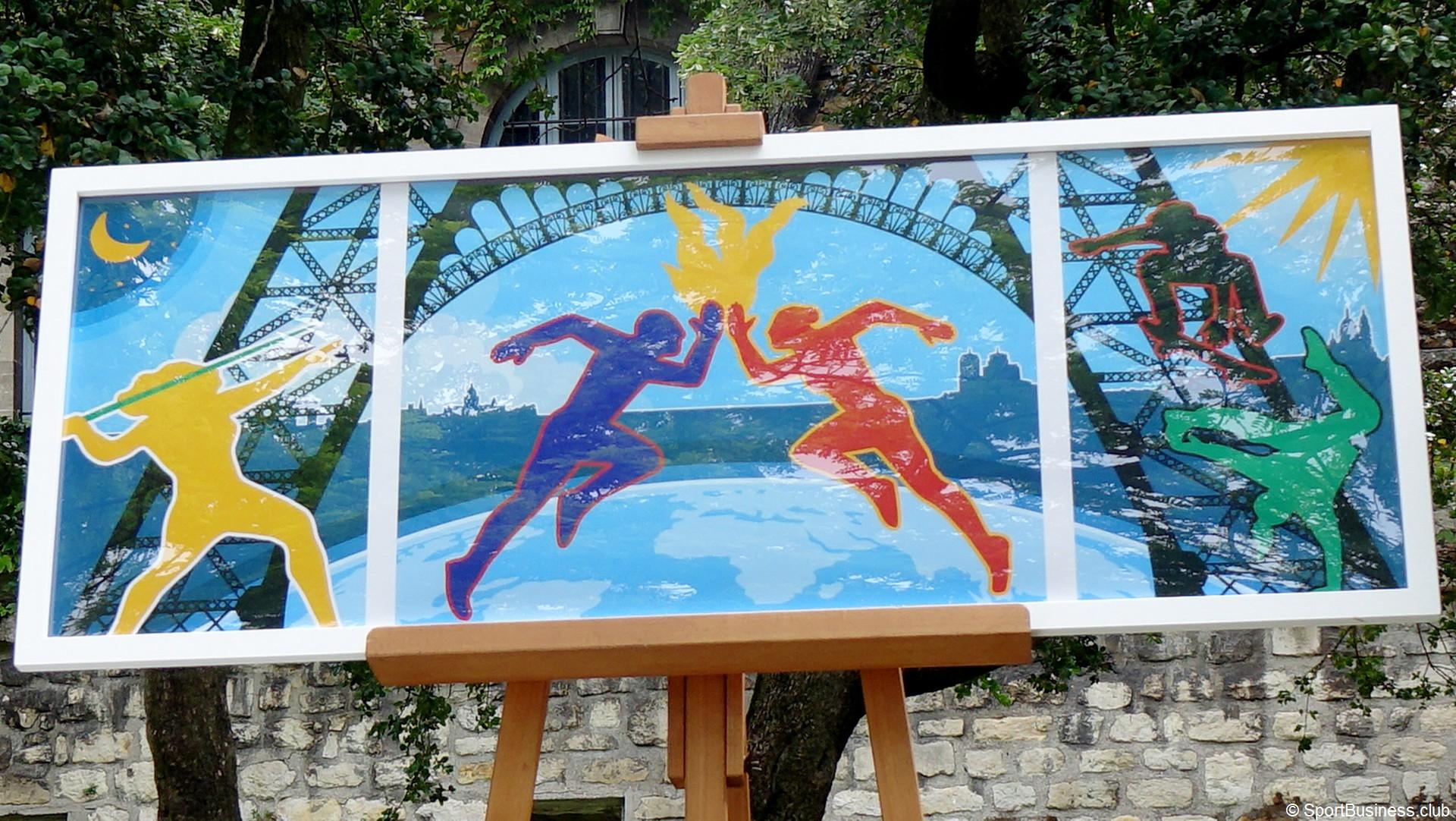 Olympiade culturelle Paris 2024 (2) Gobelins
