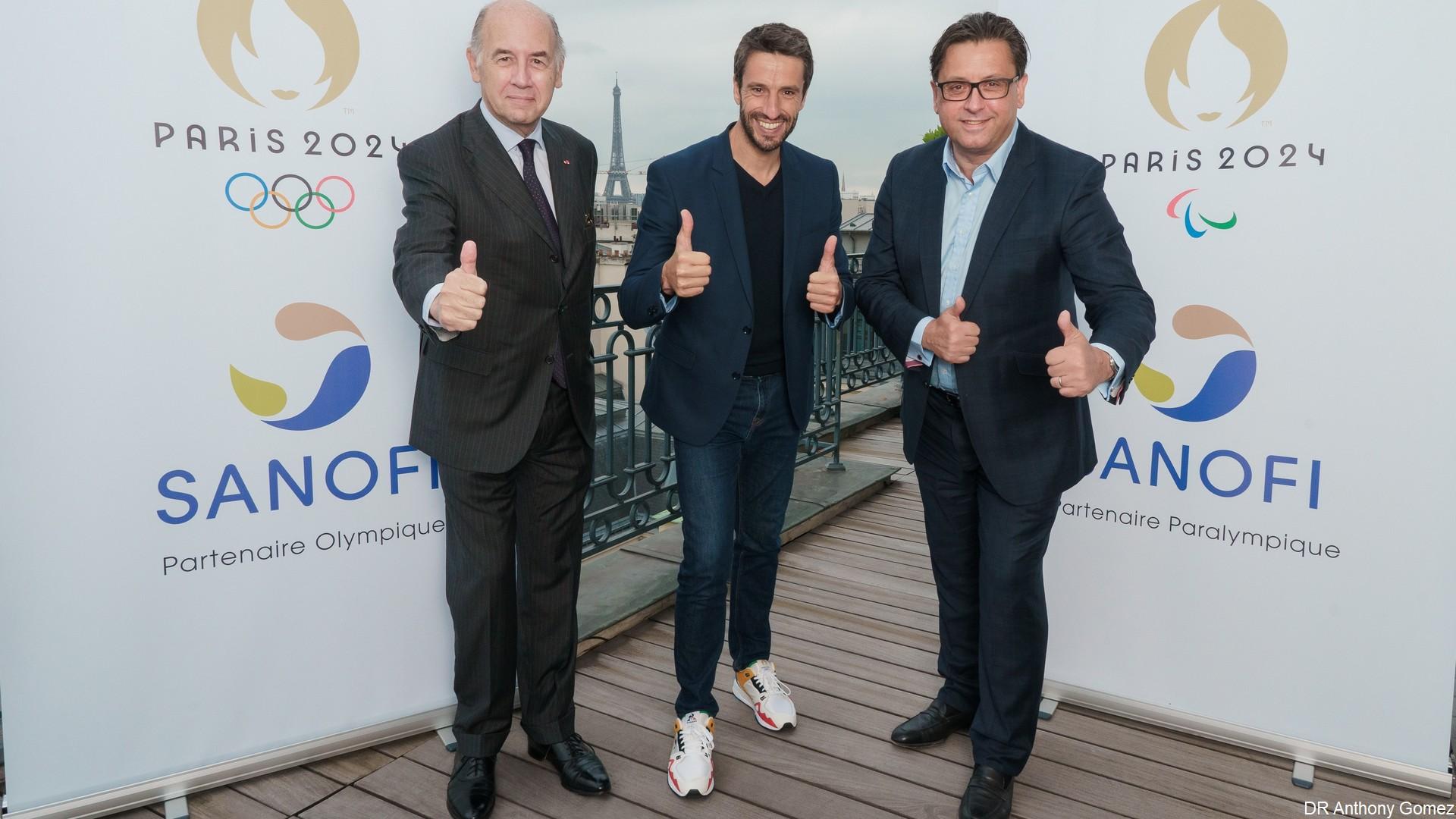Sanofi x Paris 2024 (pharmacie) 2021