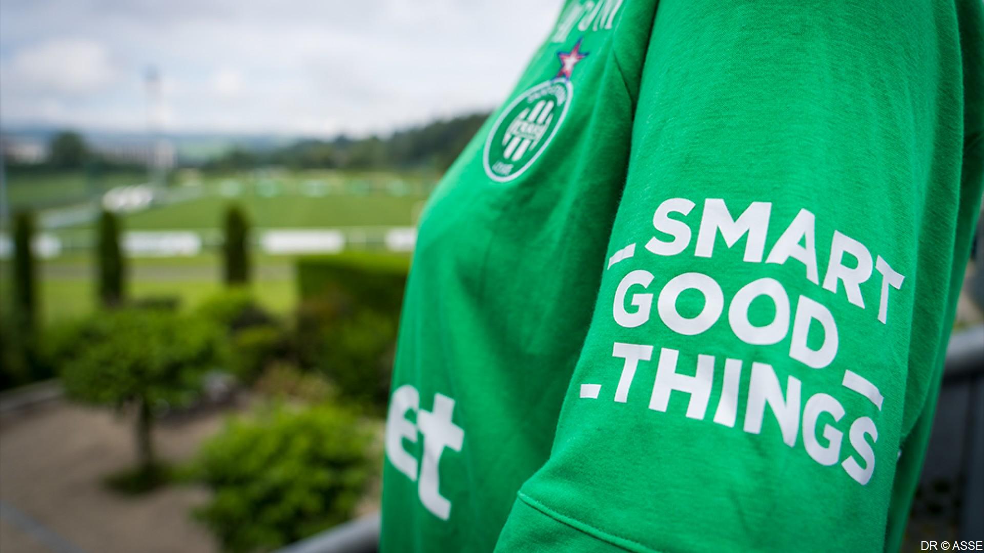 Smart Good Things x AS Saint-Etienne (football) 2021