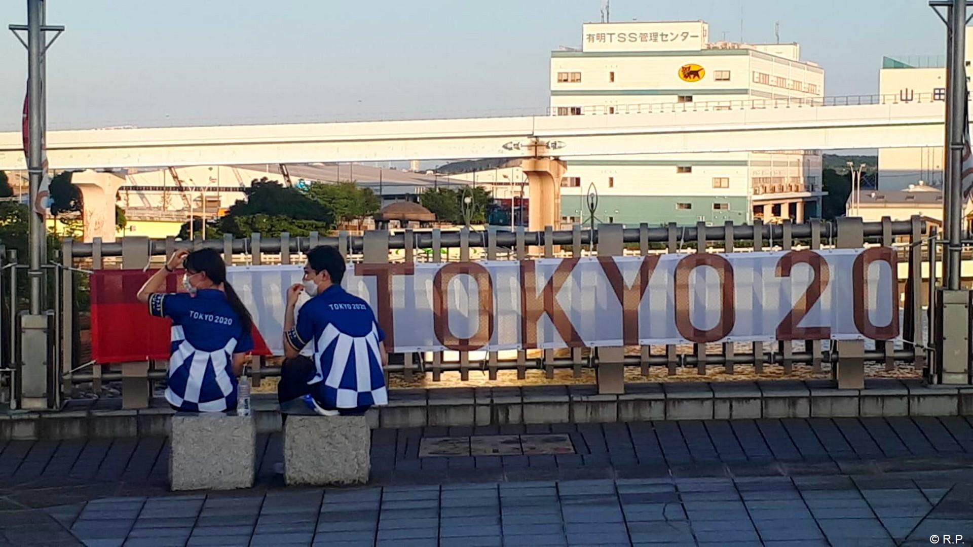 Tokyo 2020 général (14) Volontaires