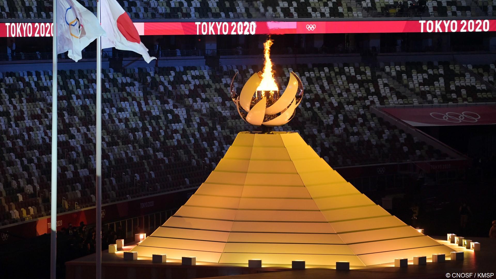Tokyo 2020 – vasque olympique (2) (c) KMSP