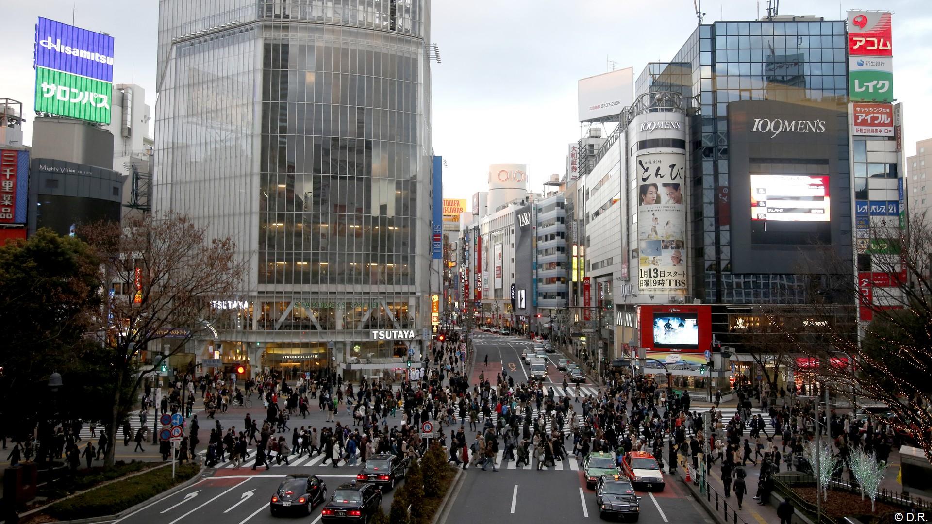 Tokyo Shibuya (1)
