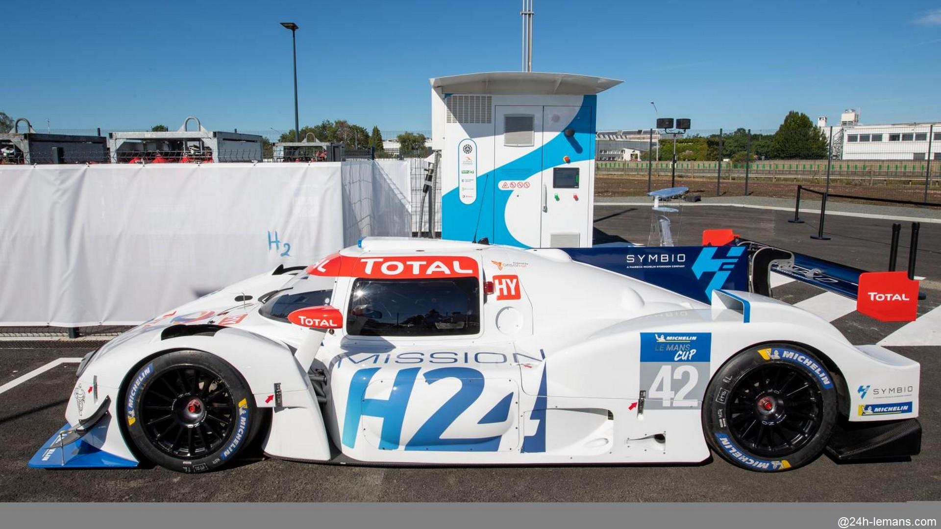 24 Heures du Mans – H24 Hydrogène