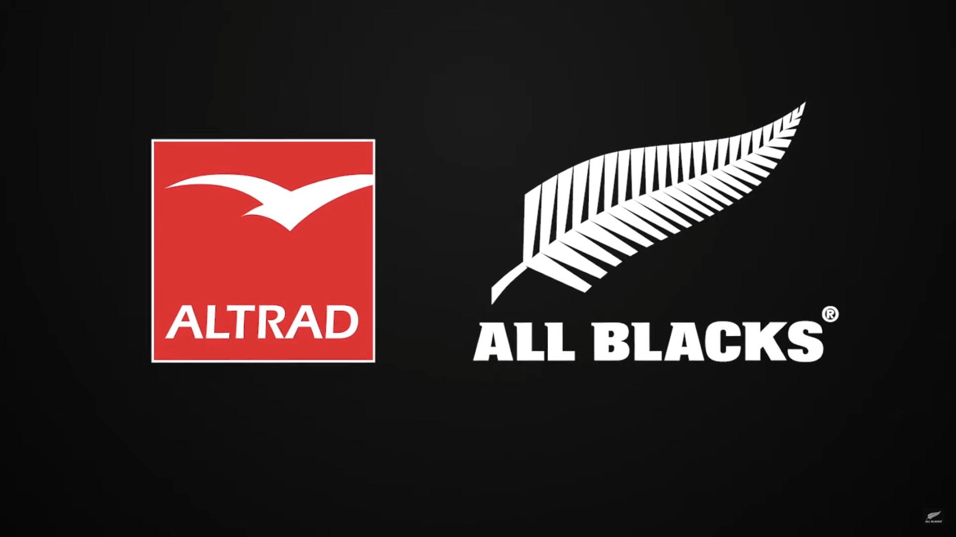 Altrad x All Blacks (rugby) 2021