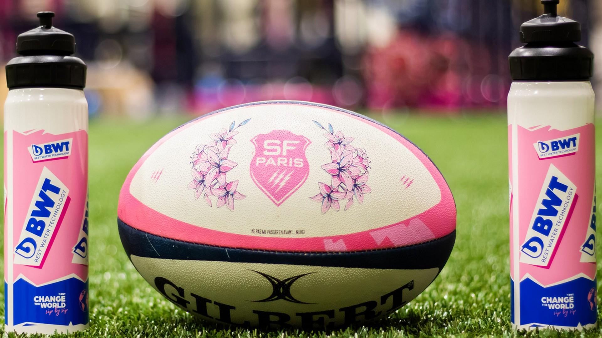 BWT x Stade Français (rugby) 2021