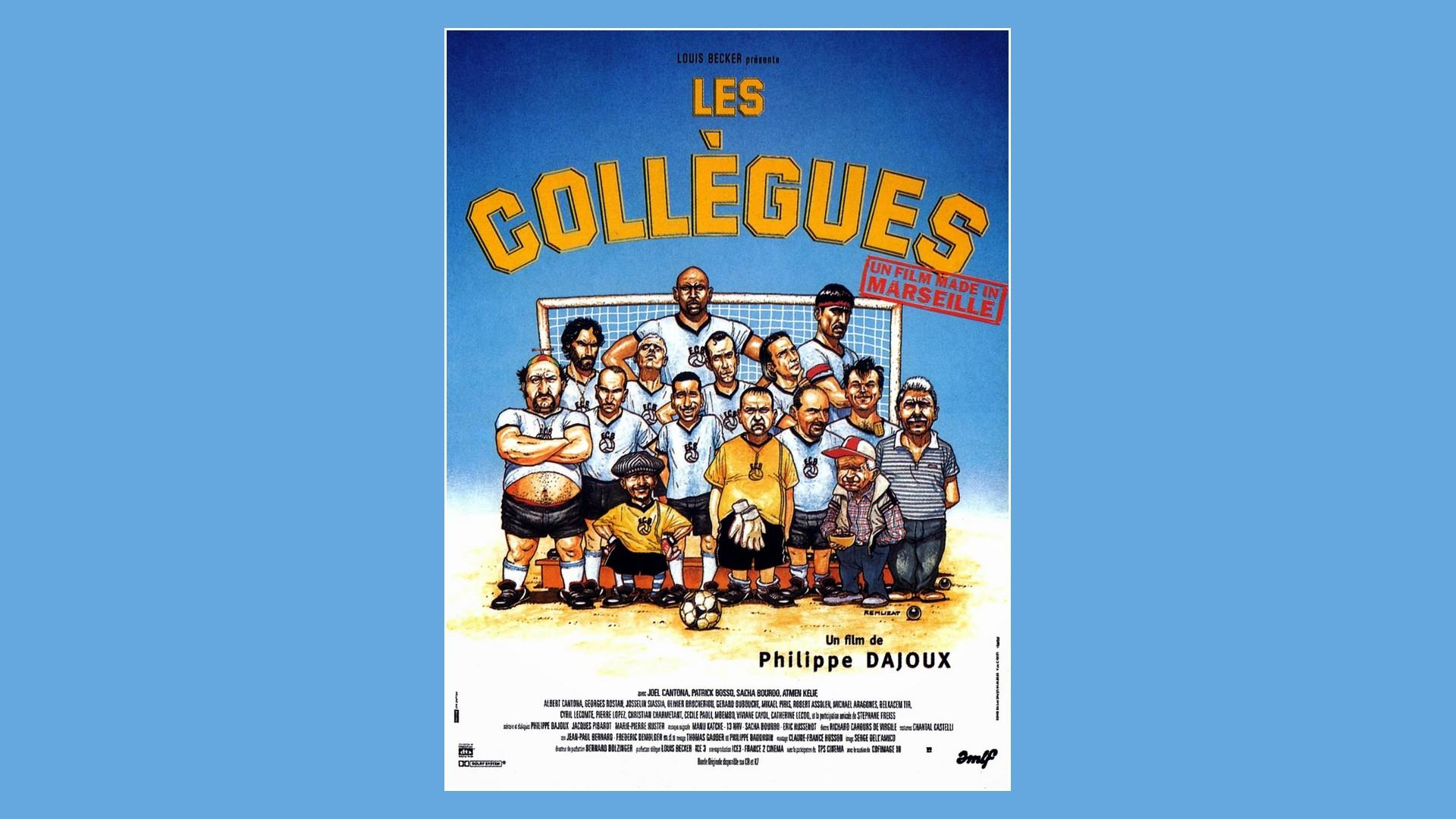 Film – Les collègues (1999)