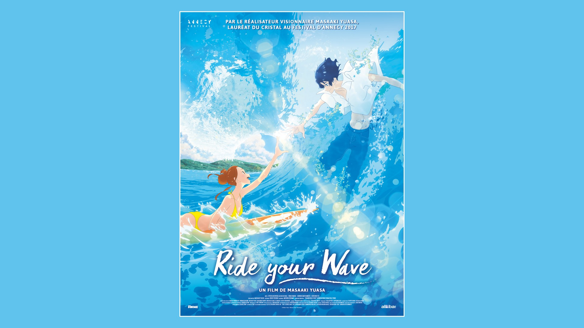 Film – Ride your wave (2021)