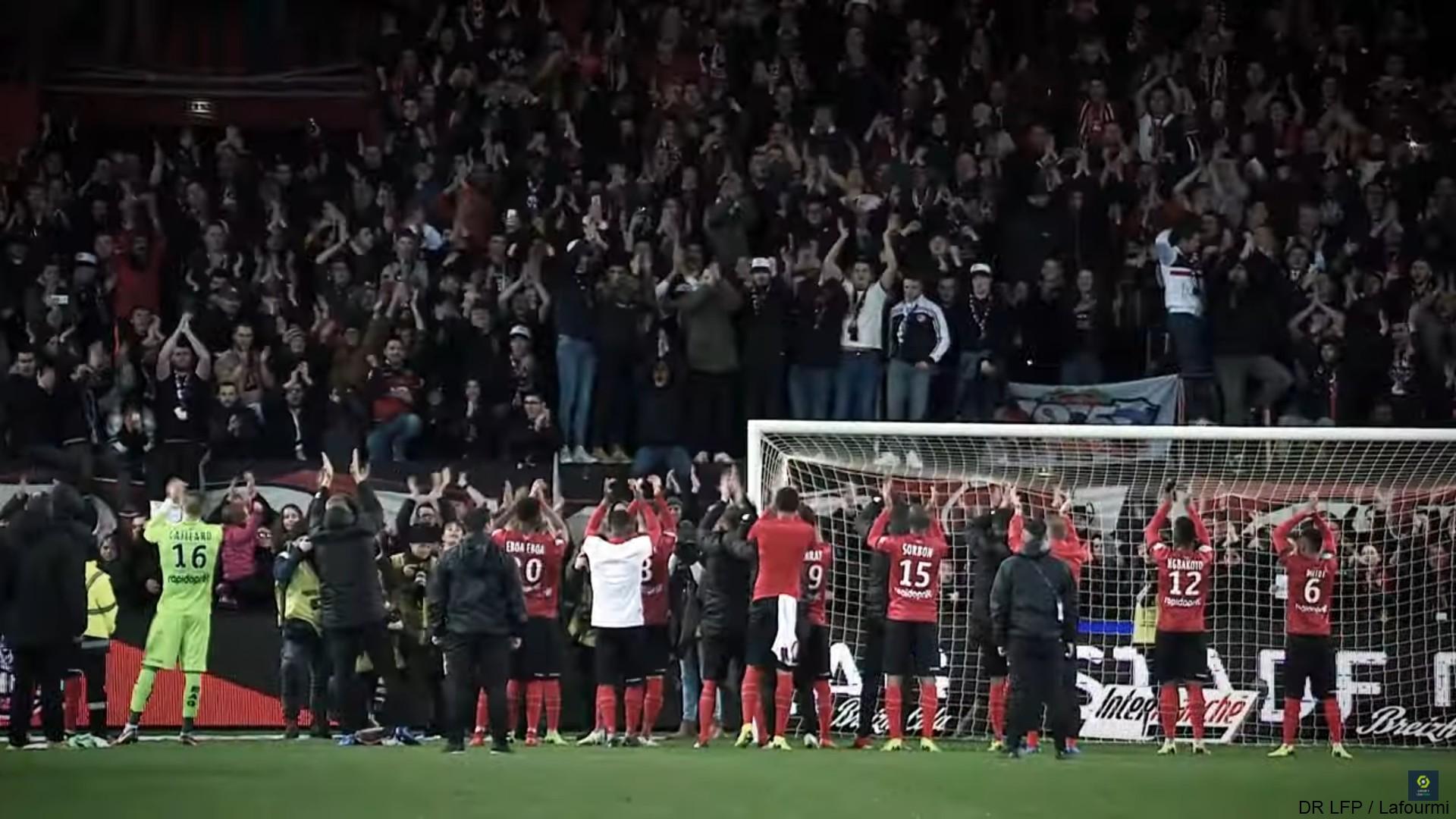 Football – LFP Film Lafourmi Welcome back