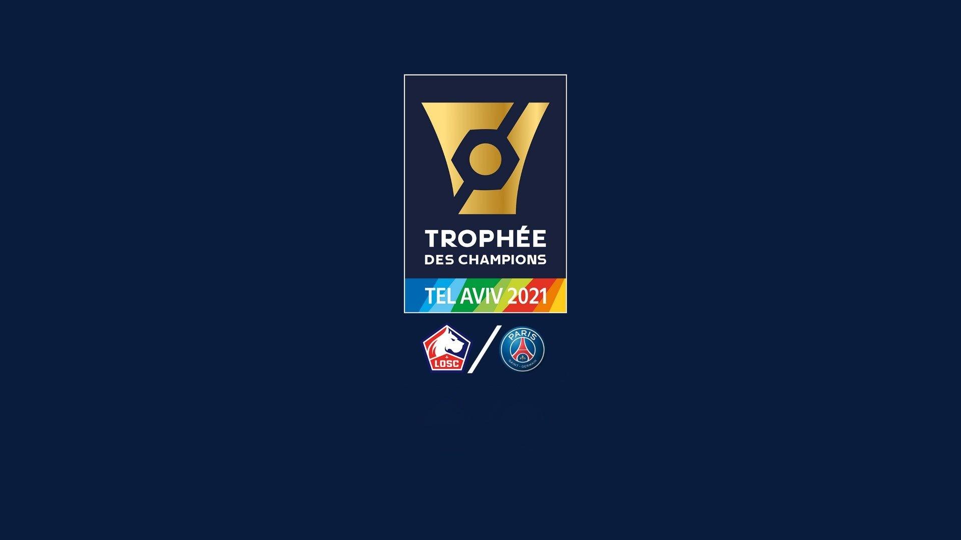 Football – Trophée des Champions 2021Tel Aviv (2) LFP