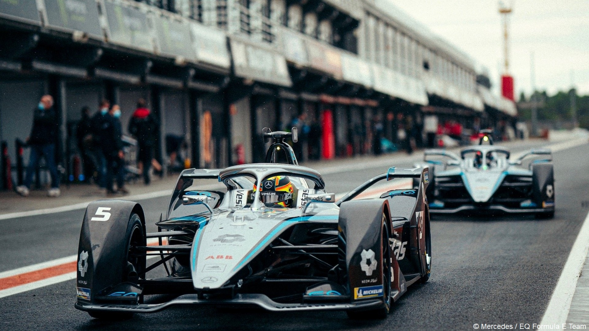 Formula e – Mercedes