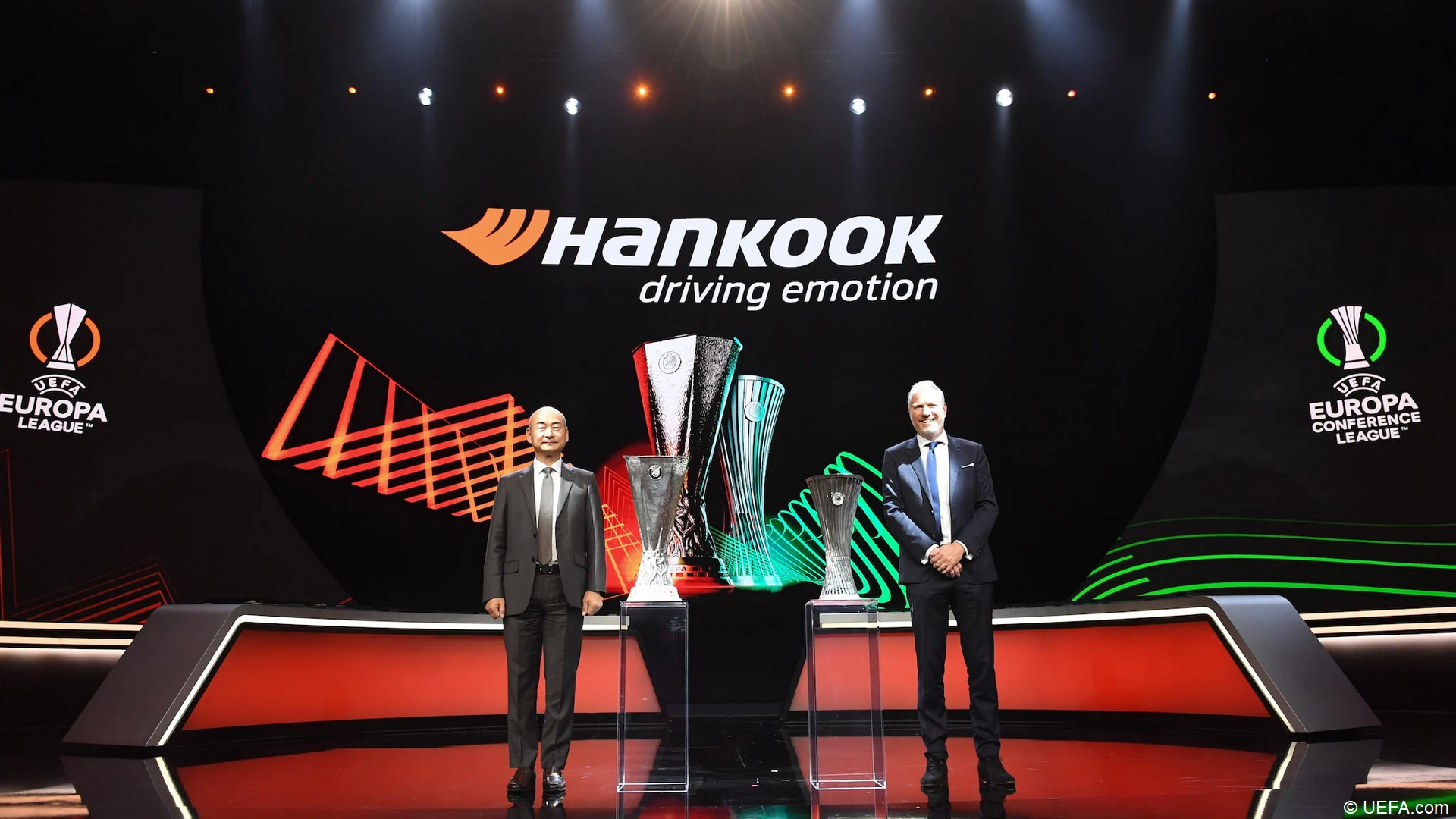 Hankook x UEFA (football) 2021