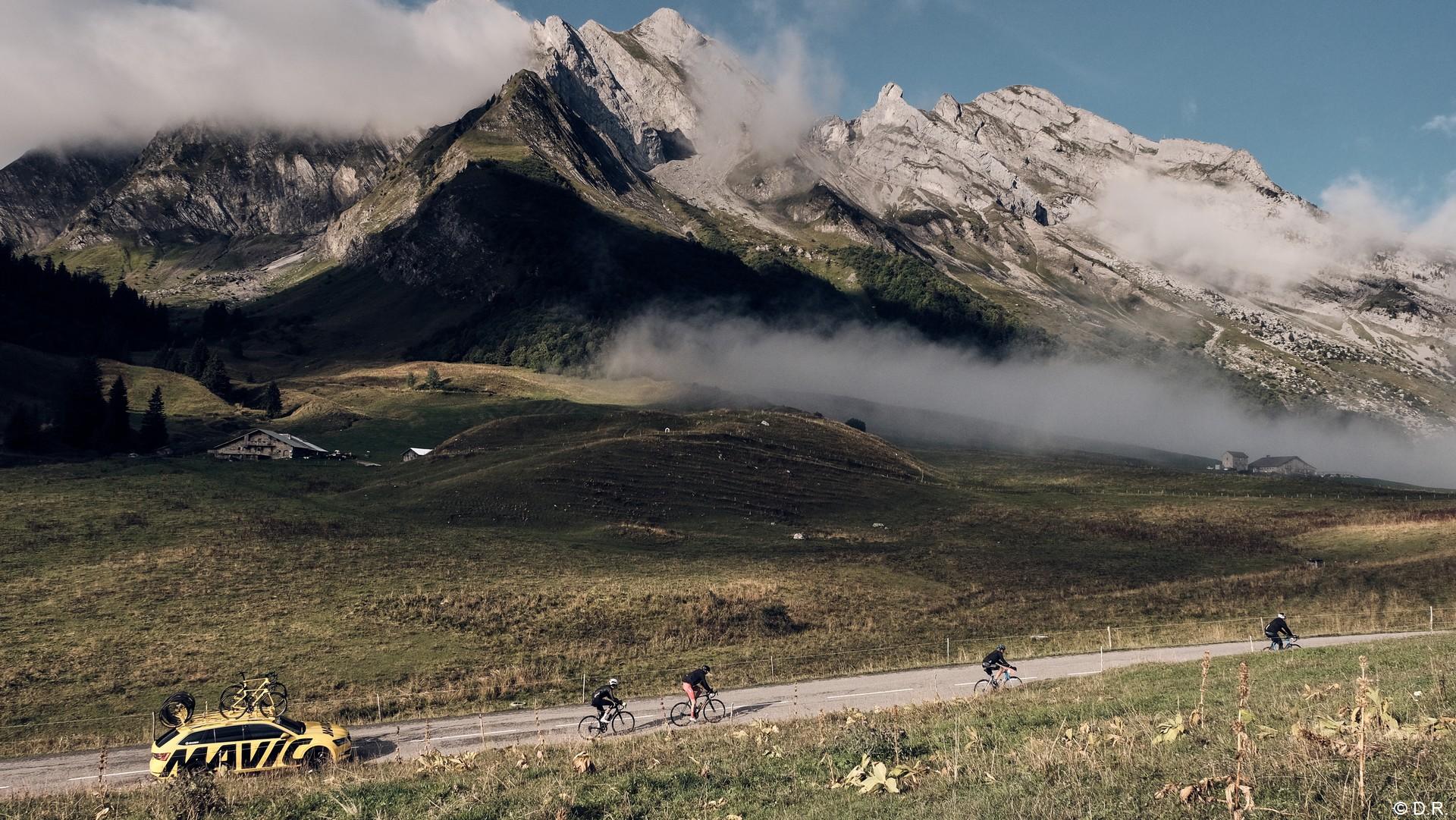 La Haute Route (1) Montagne