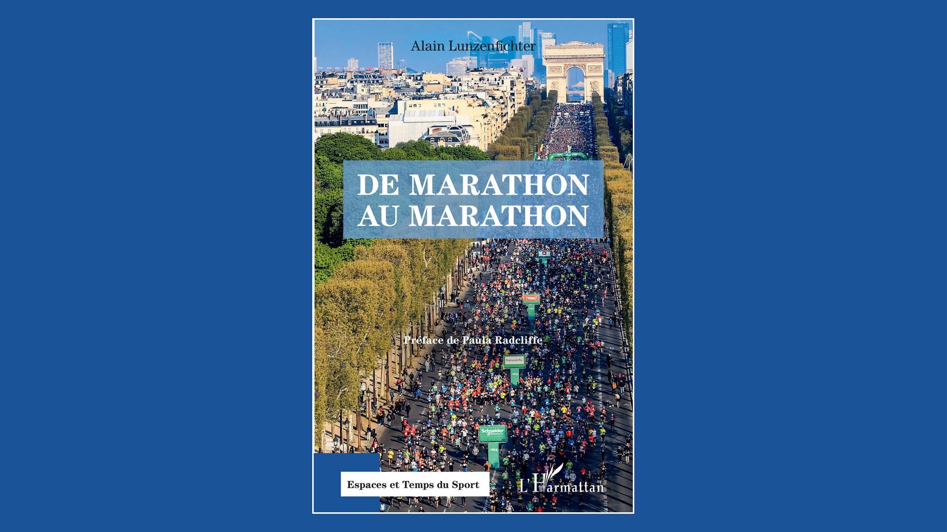 Livres – De Marathon au marathon – Alain Lunzenfichter (2021)