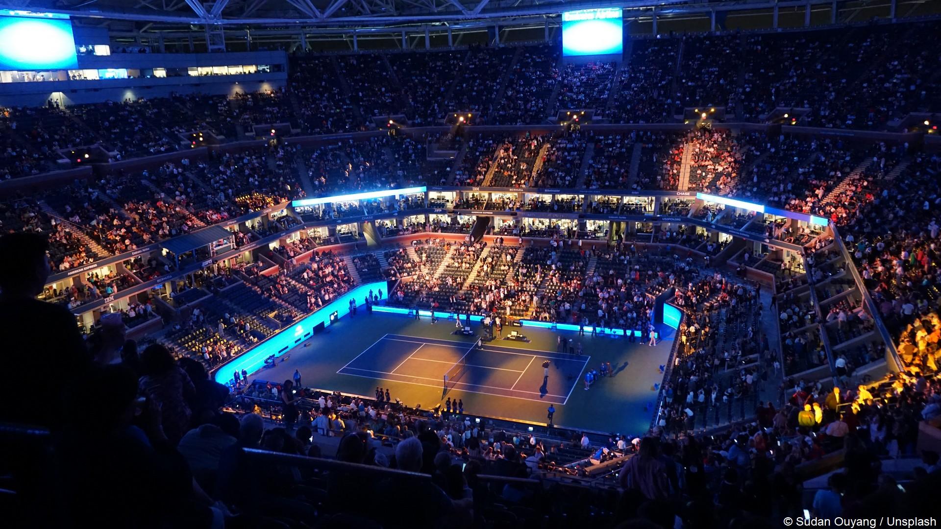 Tennis – US Open (1) (c) Sudan Ouyang Unsplash