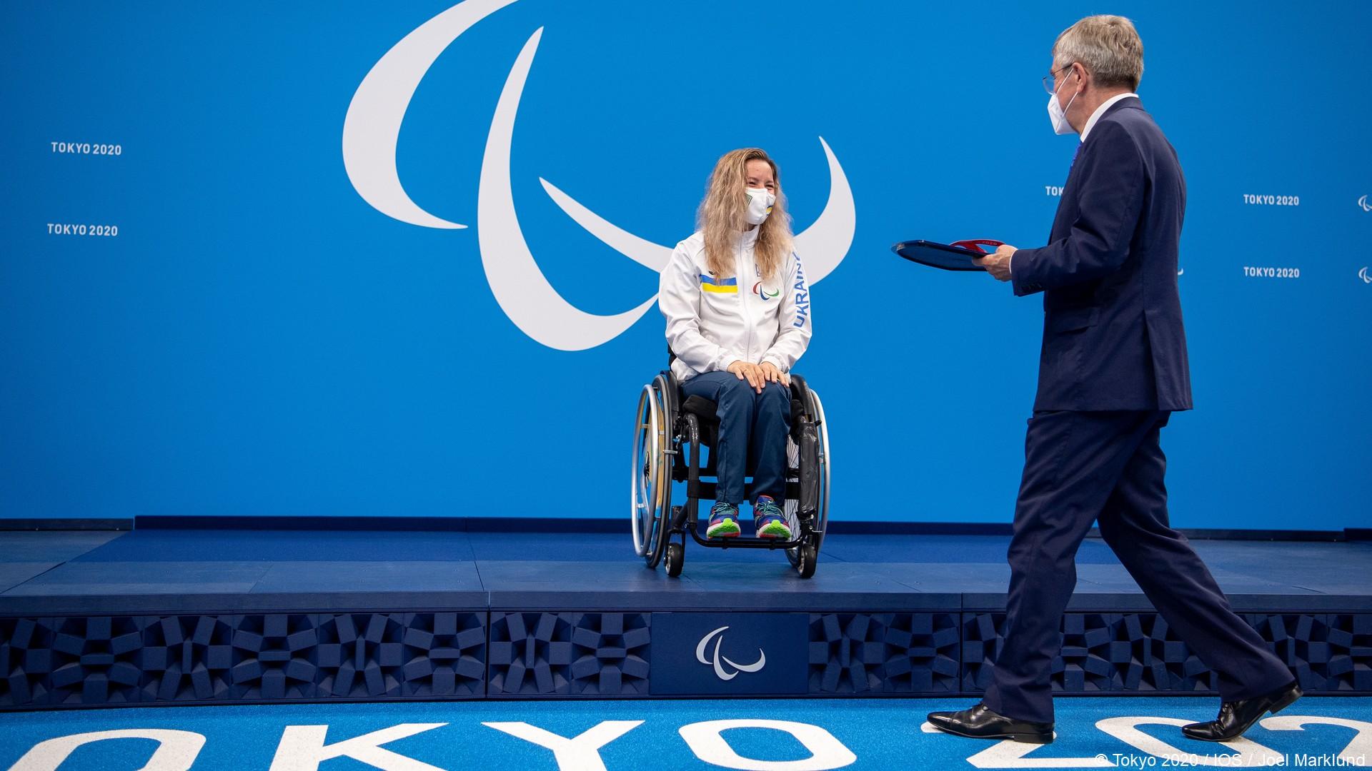 Thomas Bach – Jeux paralympiques Tokyo 2020 (1)