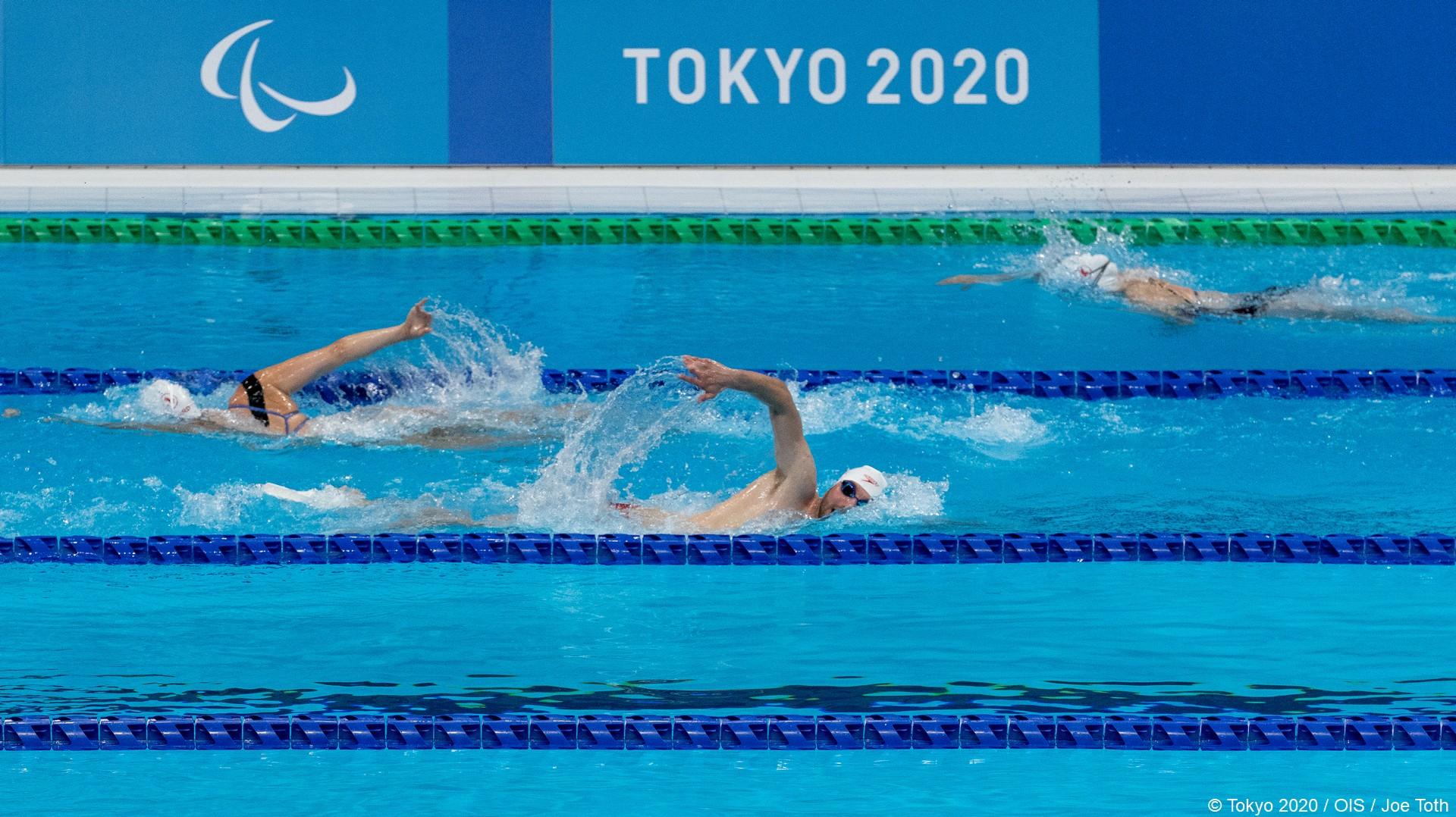 Tokyo 2020 – Paralympiques (1)
