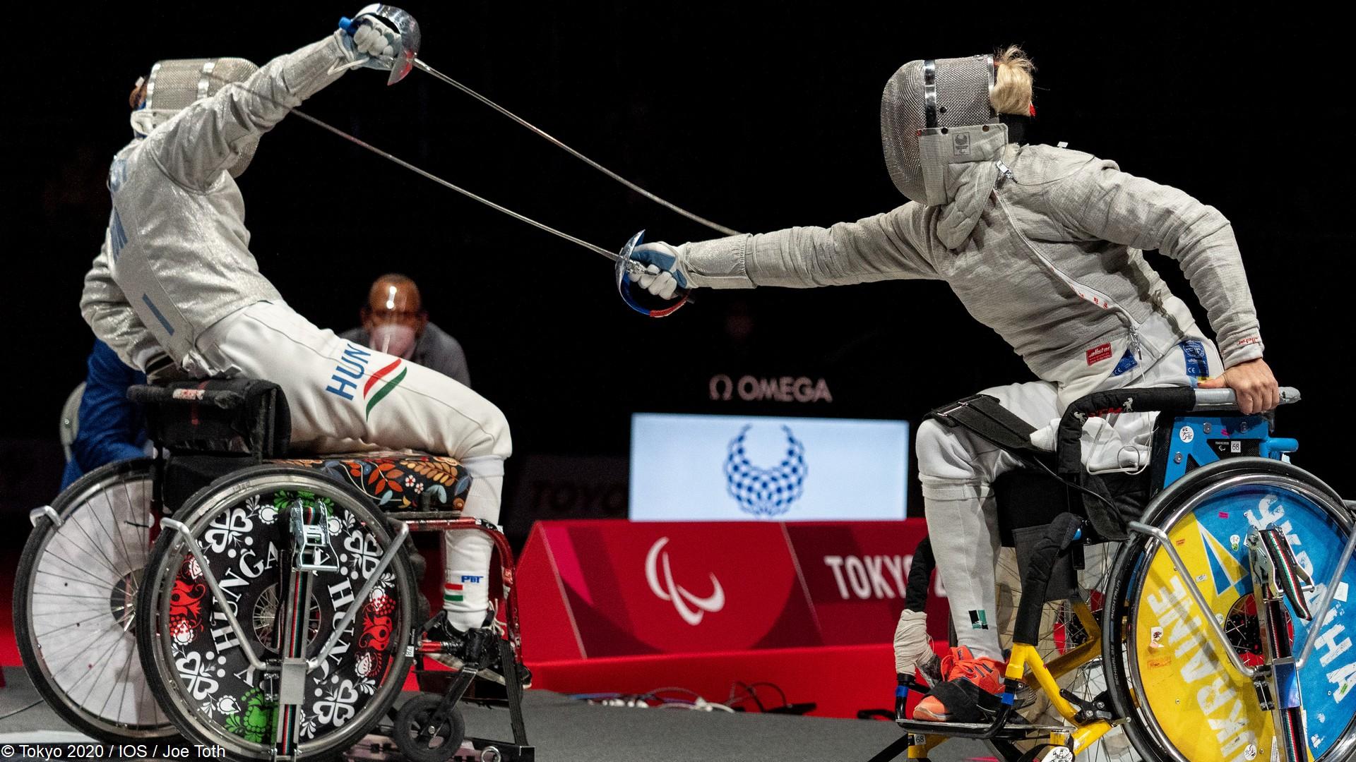 Tokyo 2020 – Paralympiques (11) escrime
